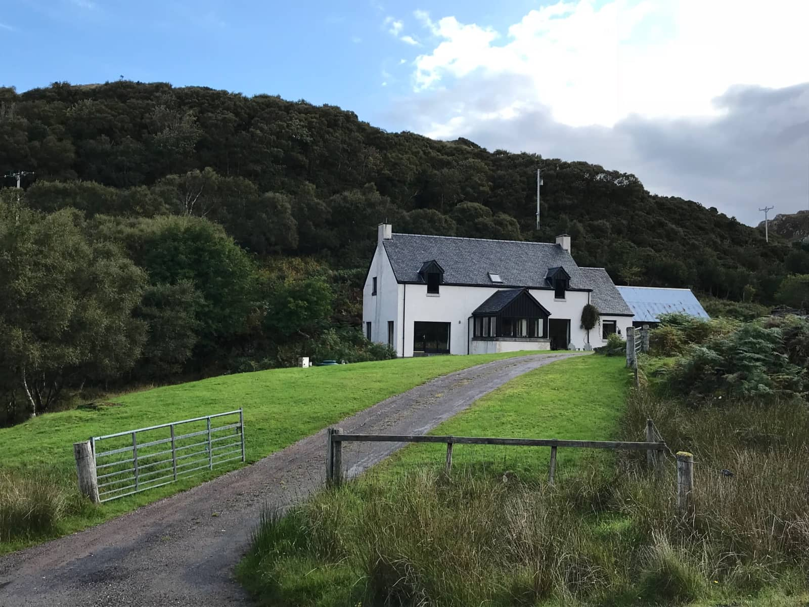 Housesitting assignment in Lochinver, United Kingdom