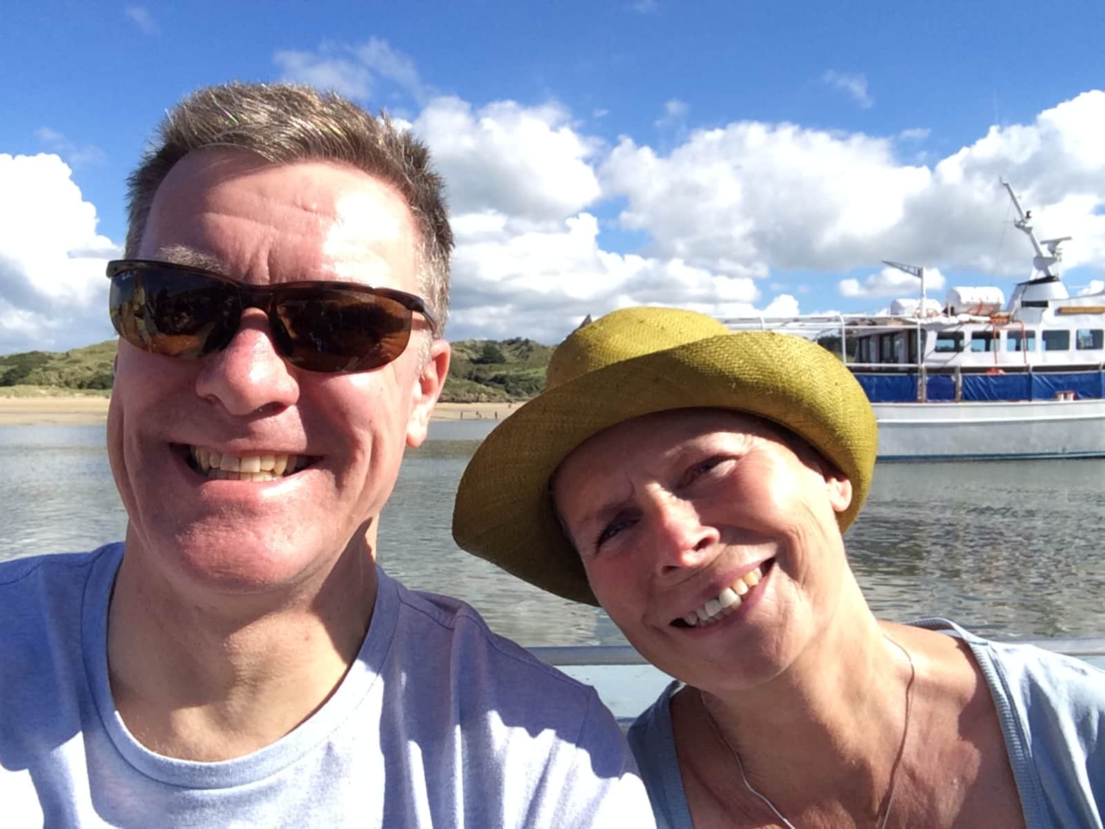 Dave & Tracey from Woking, United Kingdom