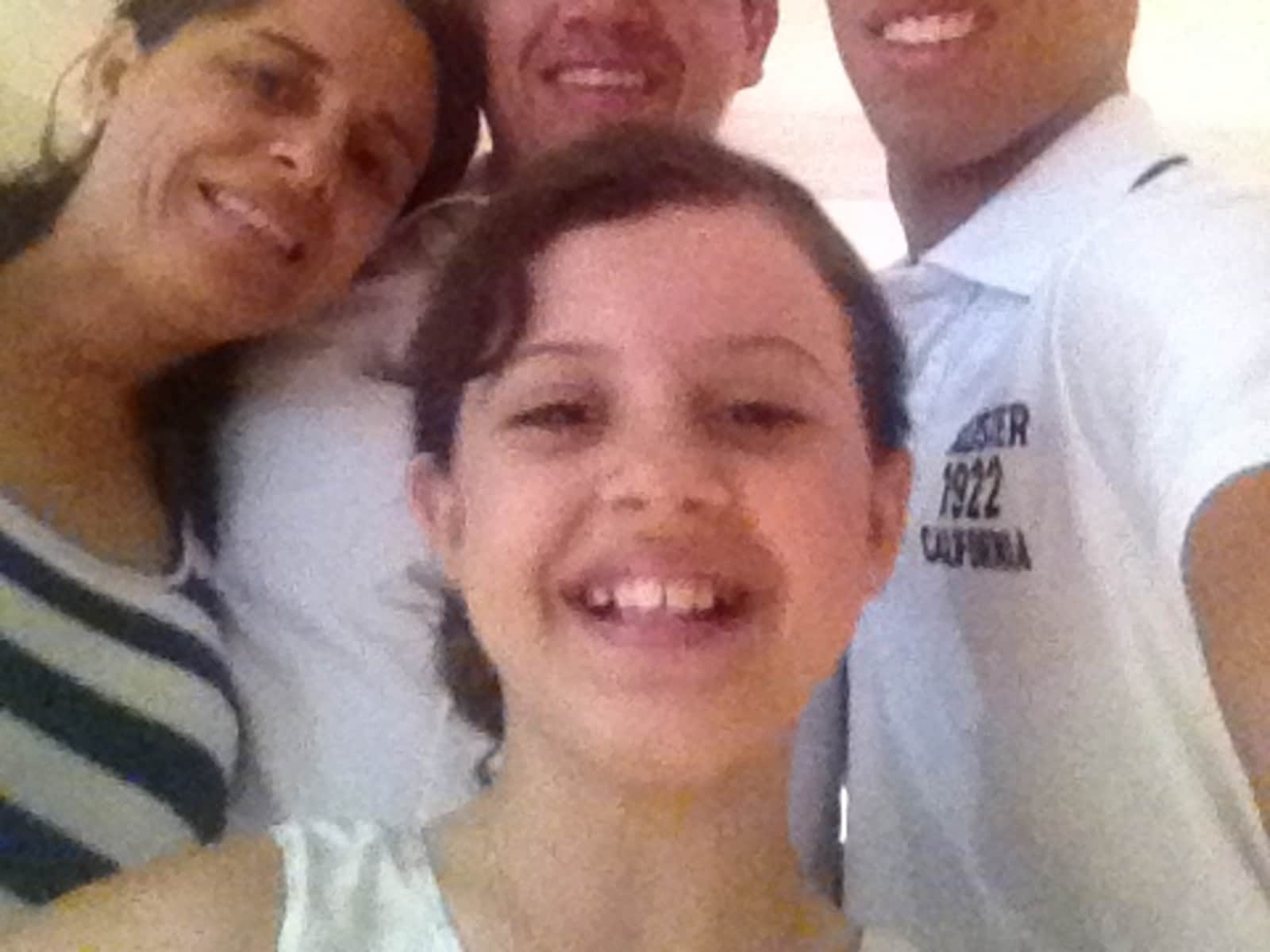 Marco & Marilea from Indaiatuba, Brazil