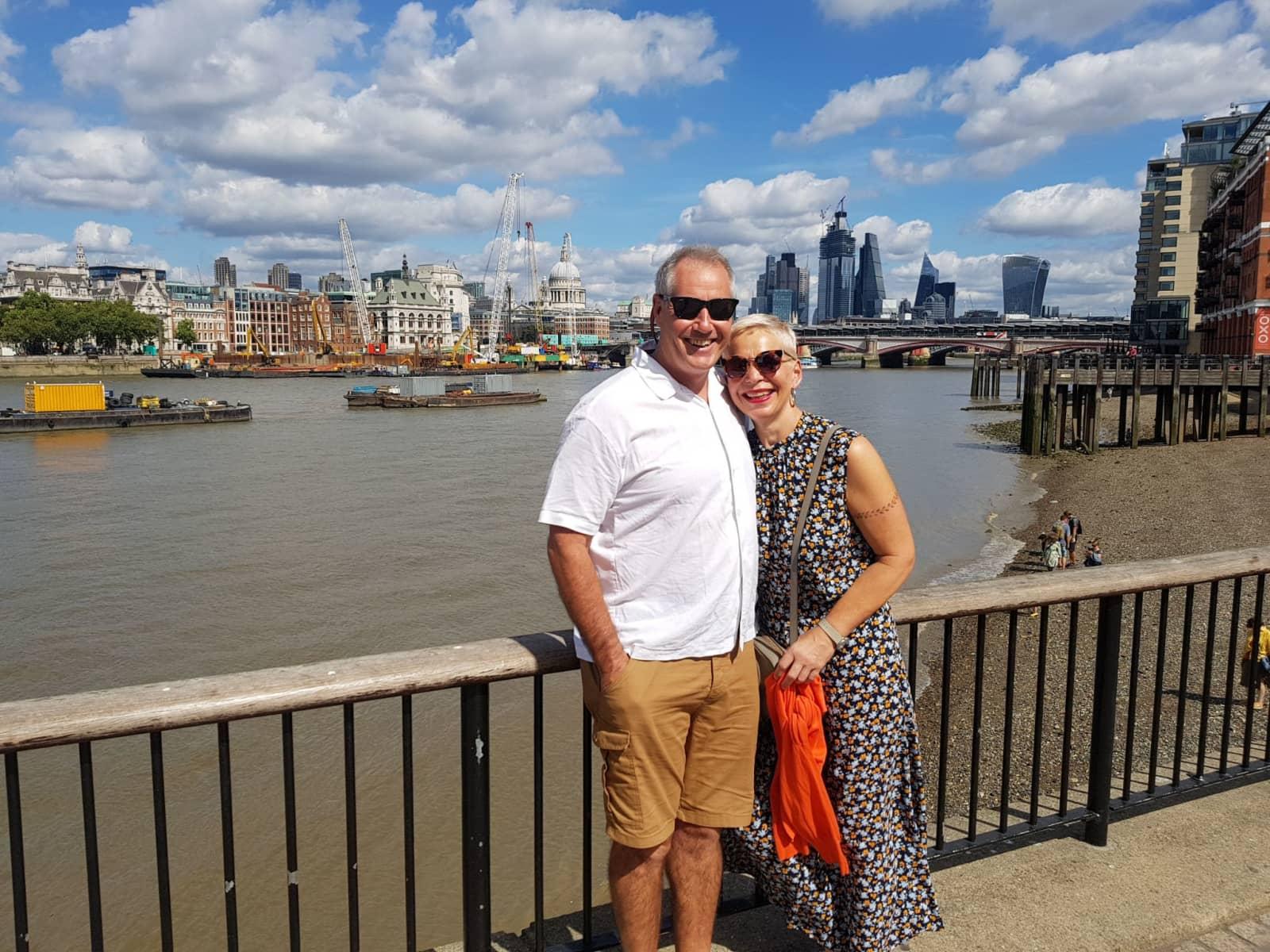 Lyn & Lee from London, United Kingdom