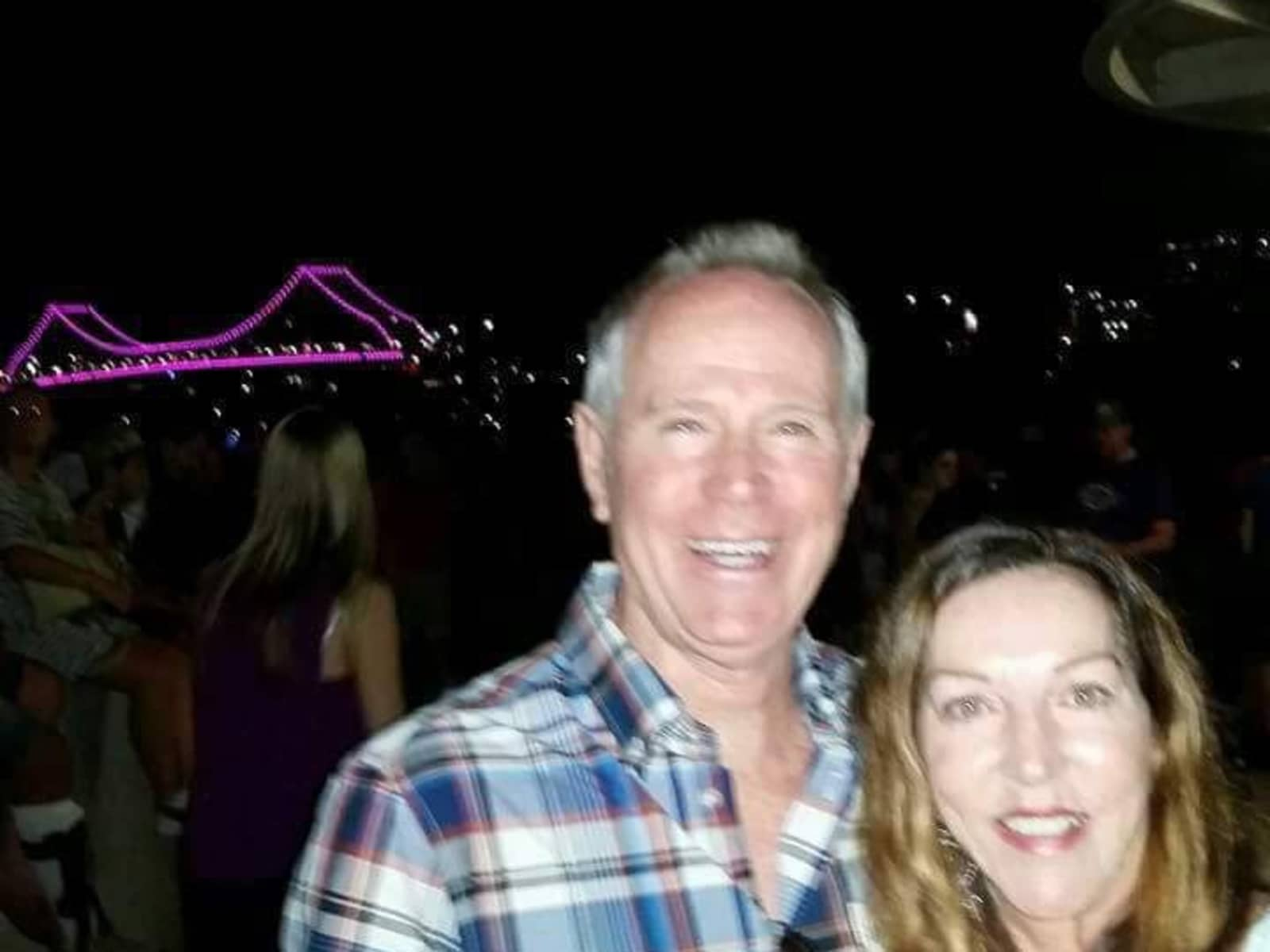 Don & Teresa from Brisbane, Queensland, Australia