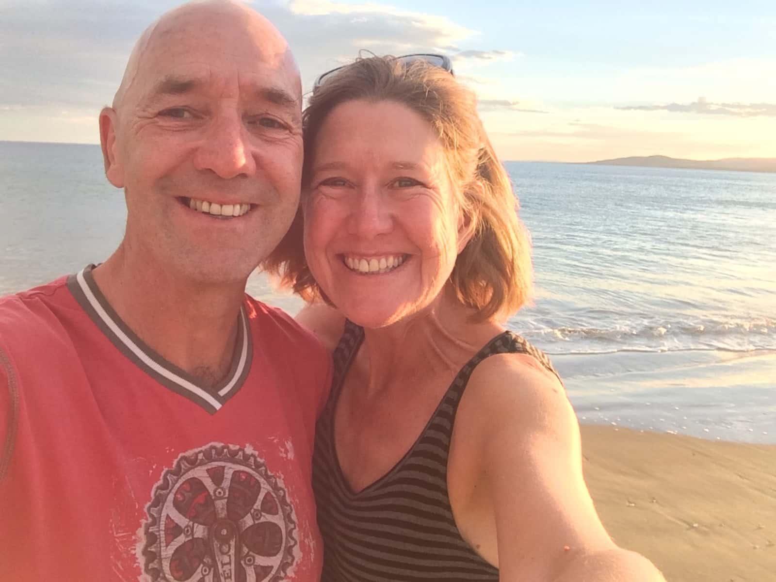 Sara & David from Sydney, New South Wales, Australia