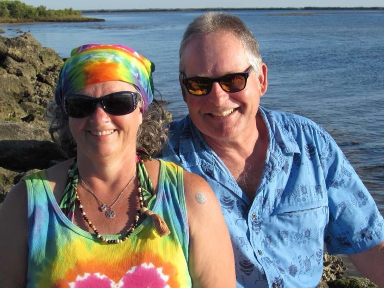 Sande and rick & Rick from Port Elgin, Ontario, Canada