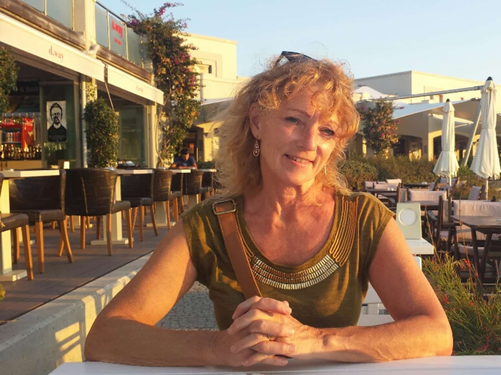 Sylvia from Nottingham, United Kingdom