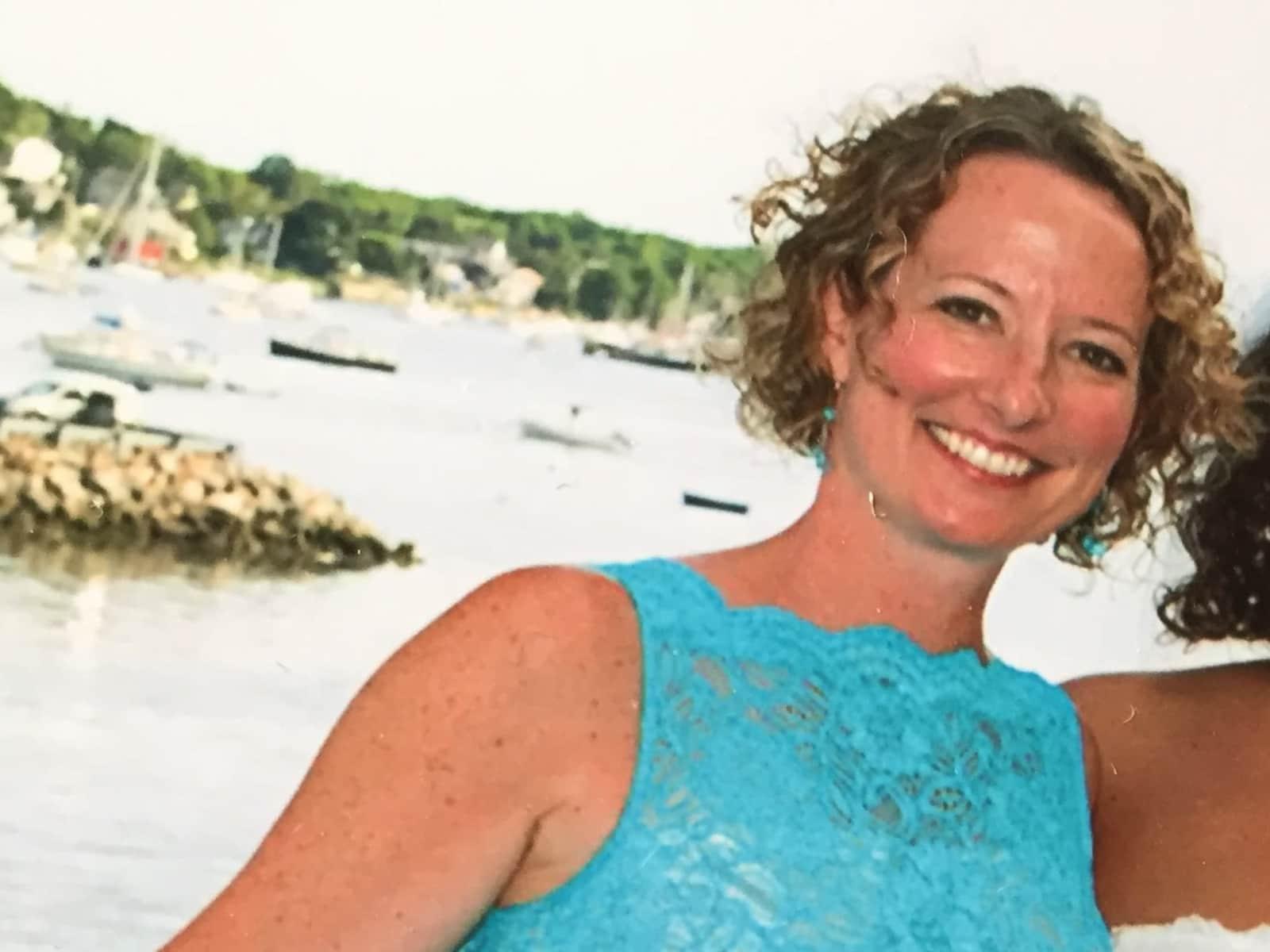 Denise from Boston, Massachusetts, United States