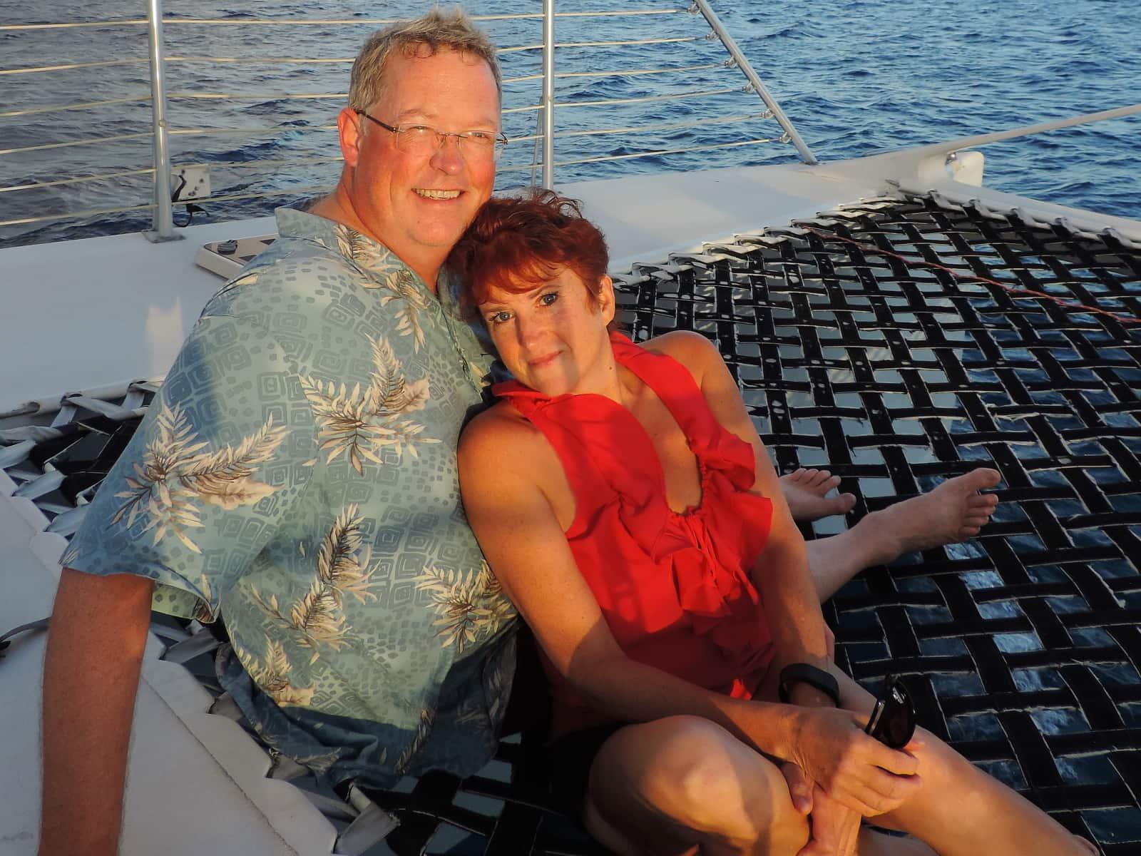 Karen & Greg from Olympia, Washington, United States