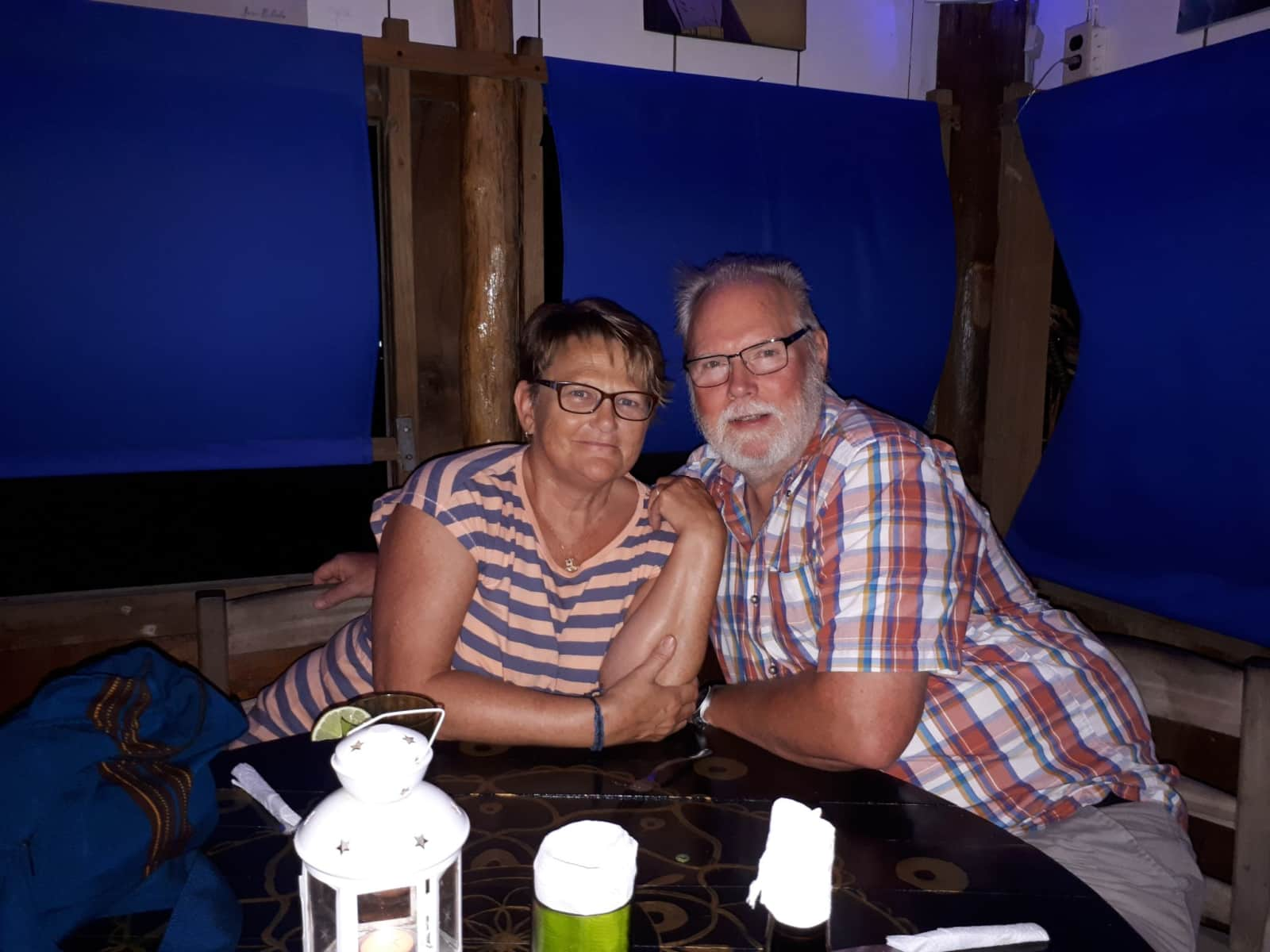 Ruth & John from Collingwood, Ontario, Canada