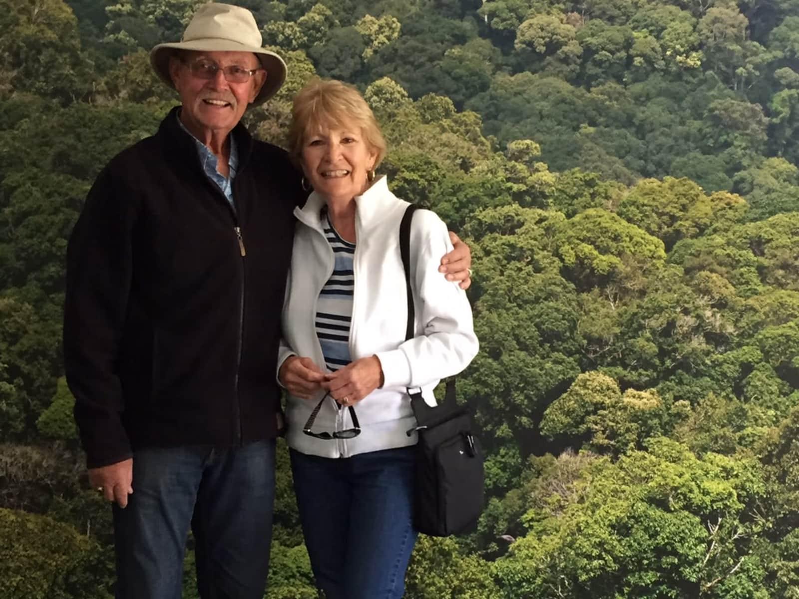 Doug & Cheryl from Orillia, Ontario, Canada