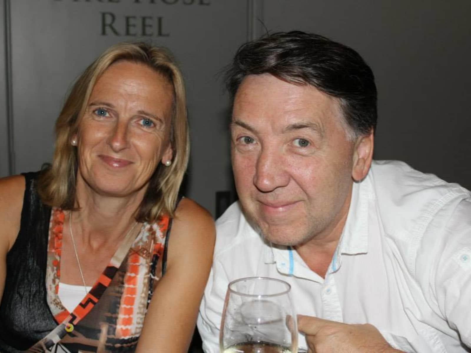 Sharon & David from Perth, Western Australia, Australia