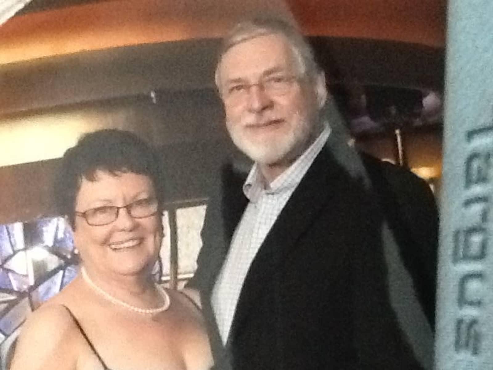 Elizabeth & George from Mackay, Queensland, Australia
