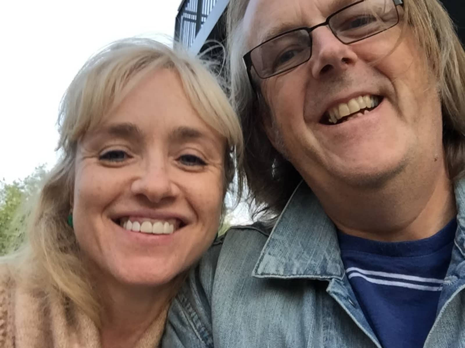 Tim & Candice from Cambridge, United Kingdom