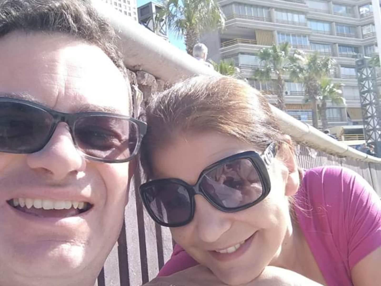 Lisa & Richard from Eastbourne, United Kingdom