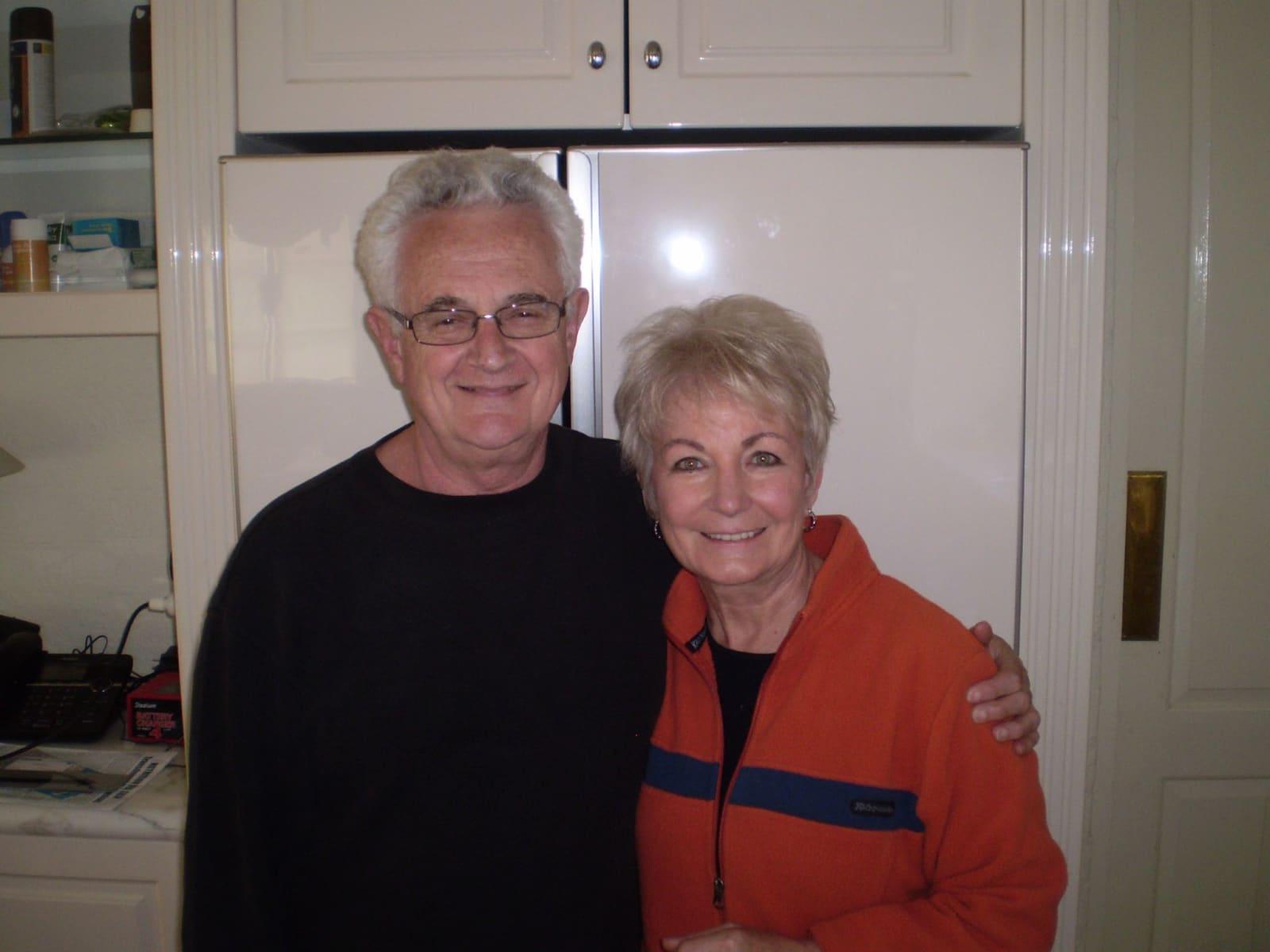 Bernadette & Enzo from Gisborne, Victoria, Australia