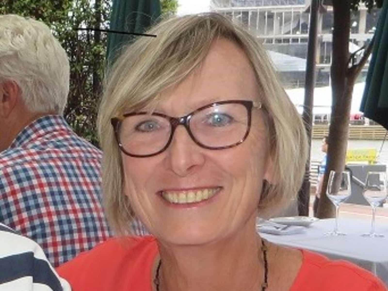 Janet from Adelaide, South Australia, Australia
