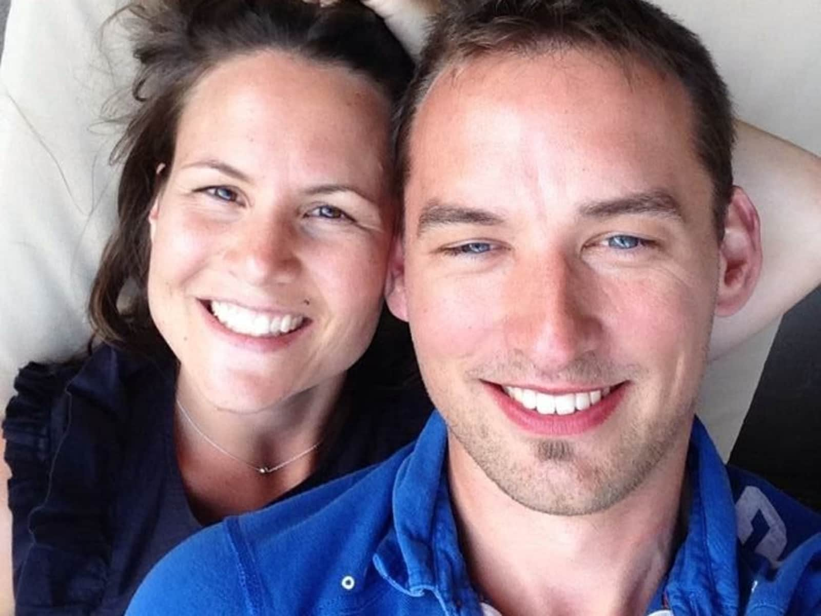 Julie & Ludovic from Vancouver, British Columbia, Canada