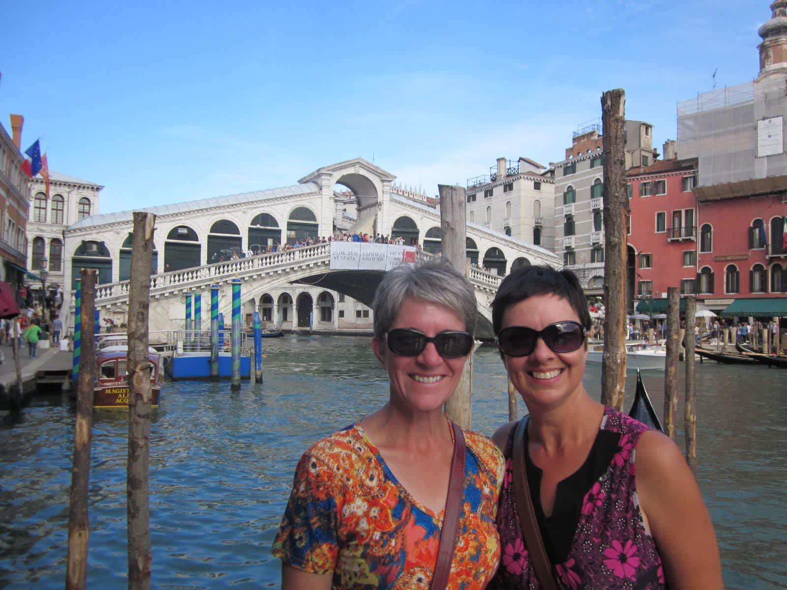 Wanda & Sandra from Toronto, Ontario, Canada