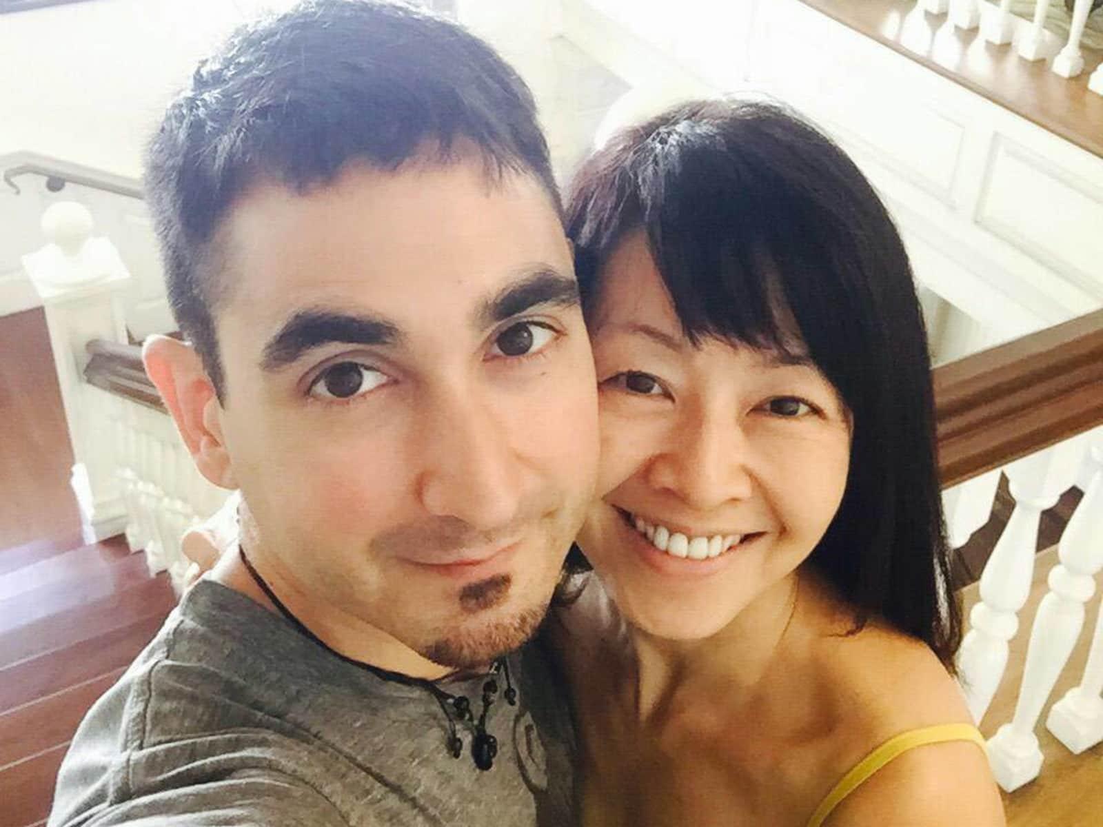 Arthur & Noriko from Los Angeles, California, United States