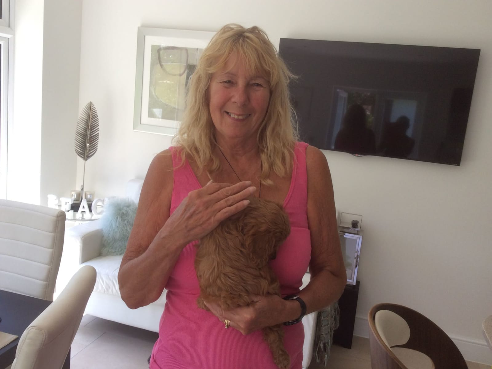 Anne from Poole, United Kingdom