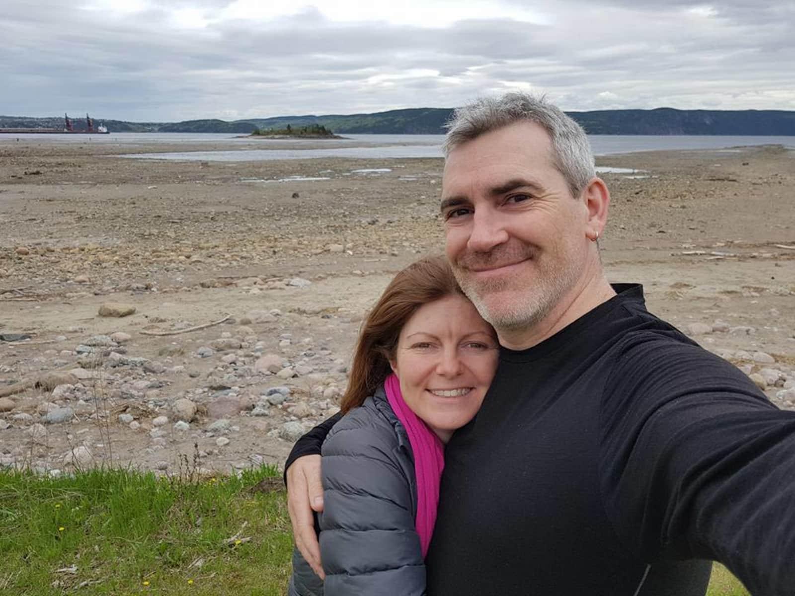 Alison & David from Guelph, Ontario, Canada