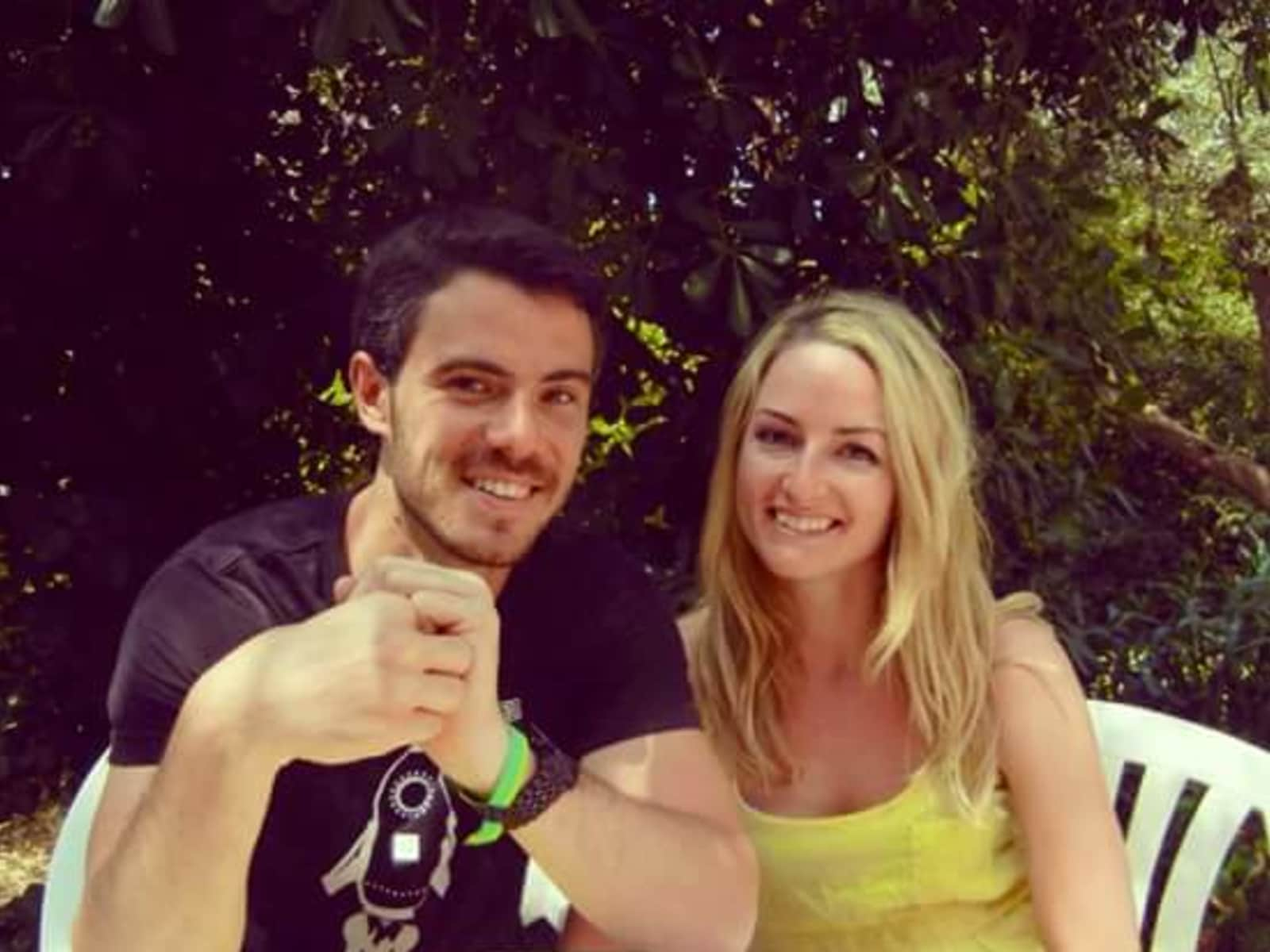 Nicola & Laurent from London, United Kingdom