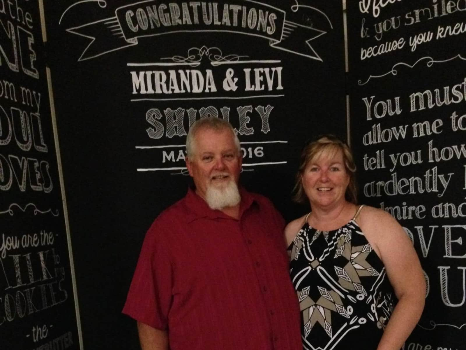 Shelley & Richard from Fredericksburg, Texas, United States