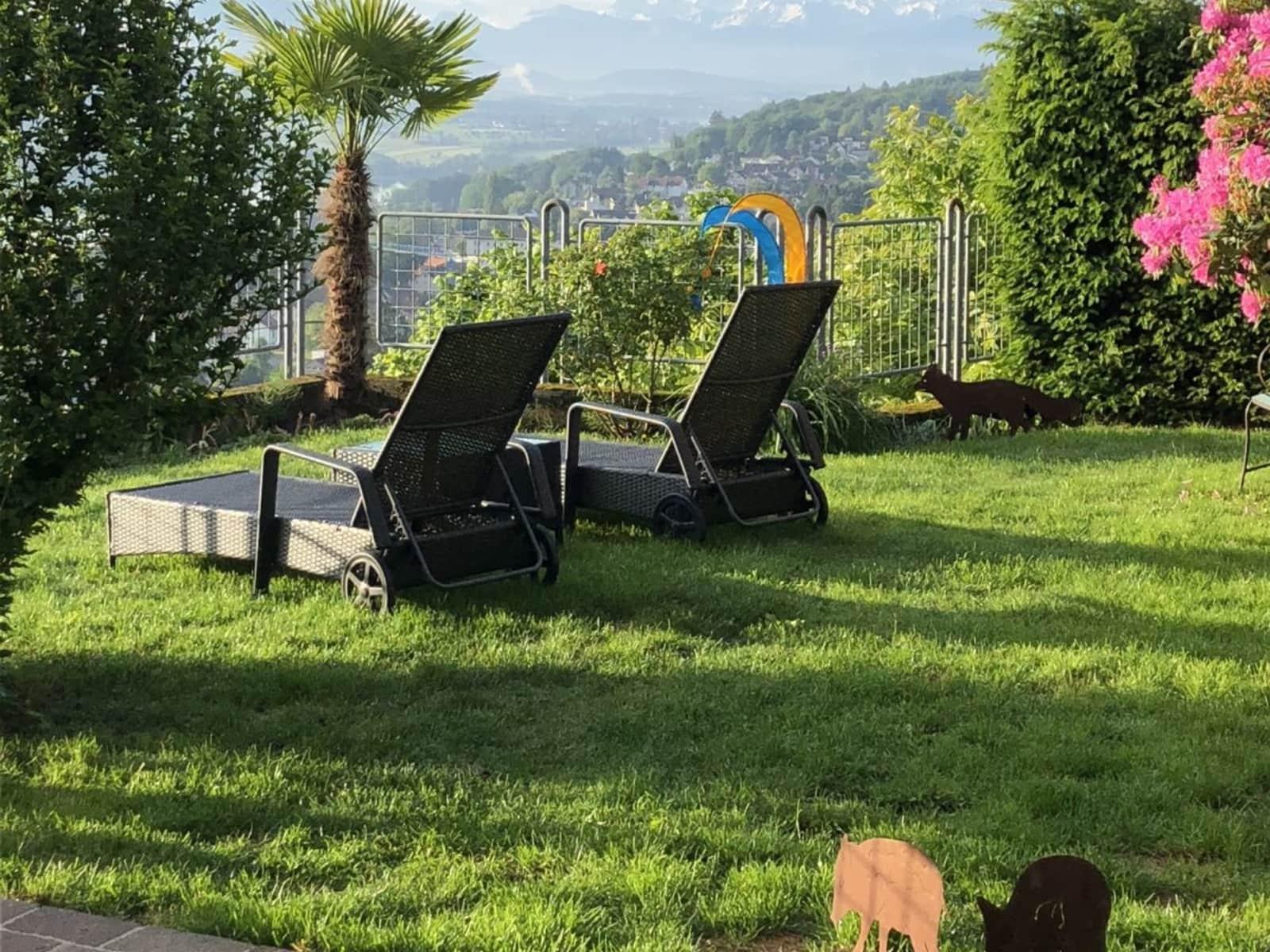 Housesitting assignment in Beinwil, Switzerland