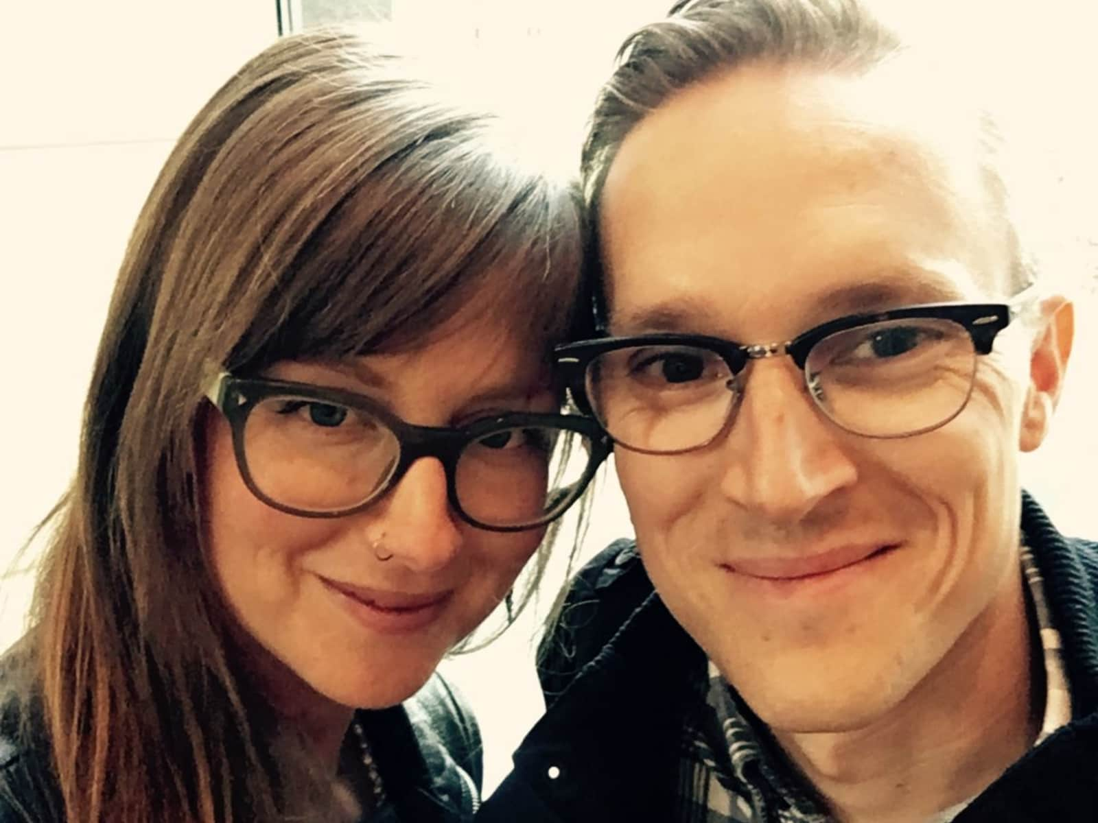 Adrianna & Josh from Vancouver, British Columbia, Canada