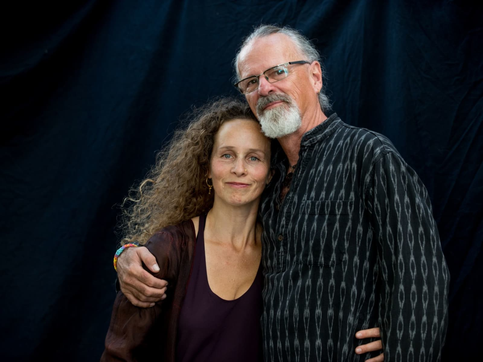 Odette & Ron from Vancouver, British Columbia, Canada
