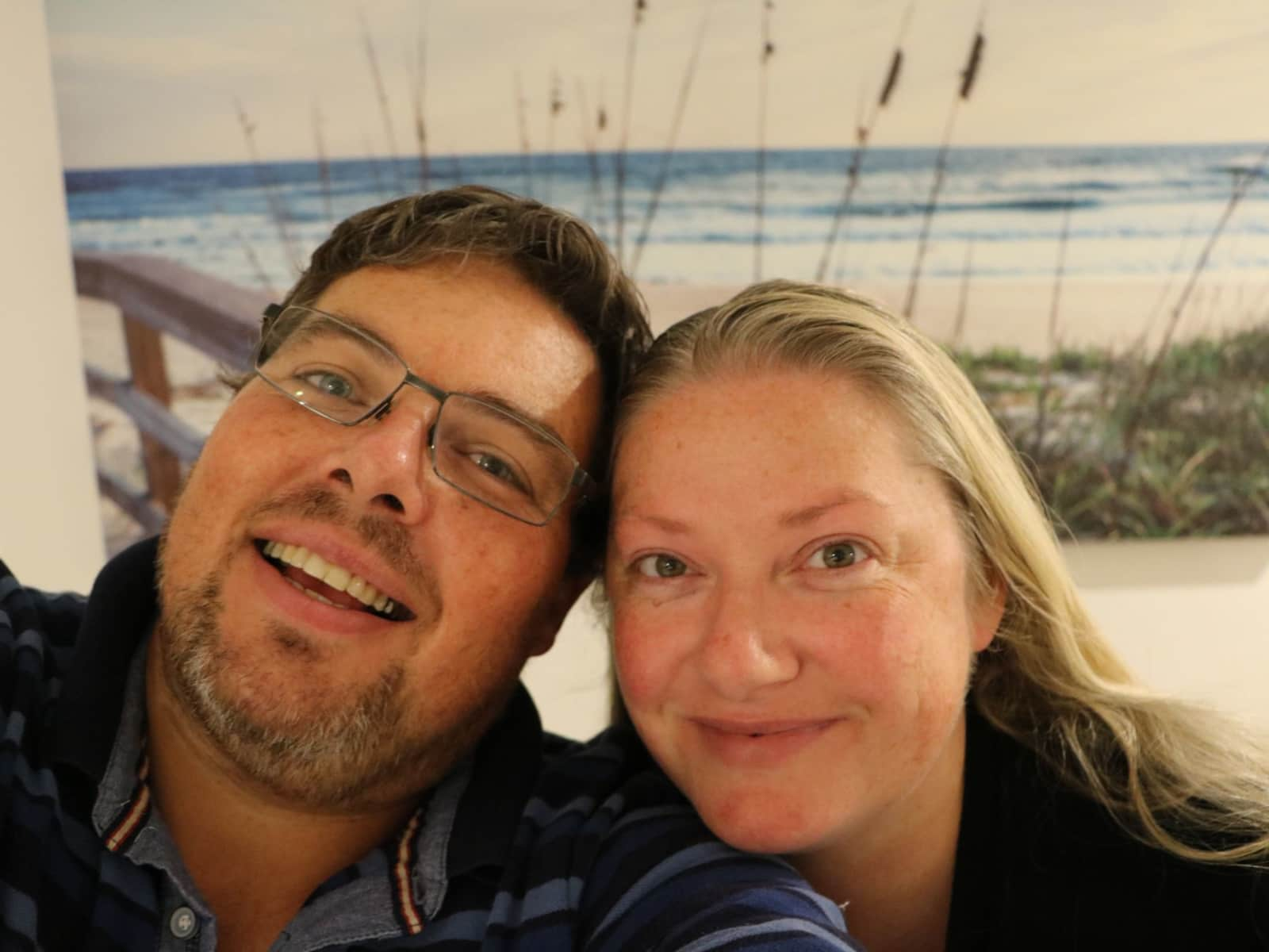 Sally & Paul from Forestville, New South Wales, Australia