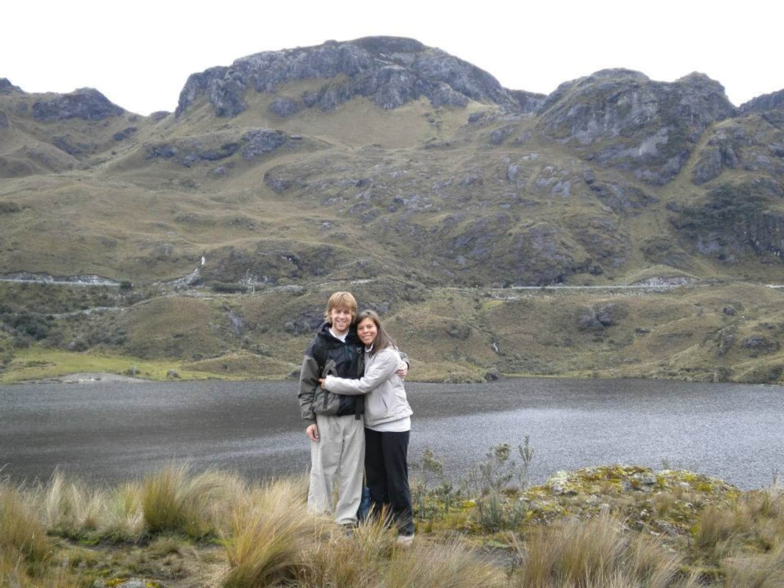 Mariana & Miguel from La Plata, Argentina