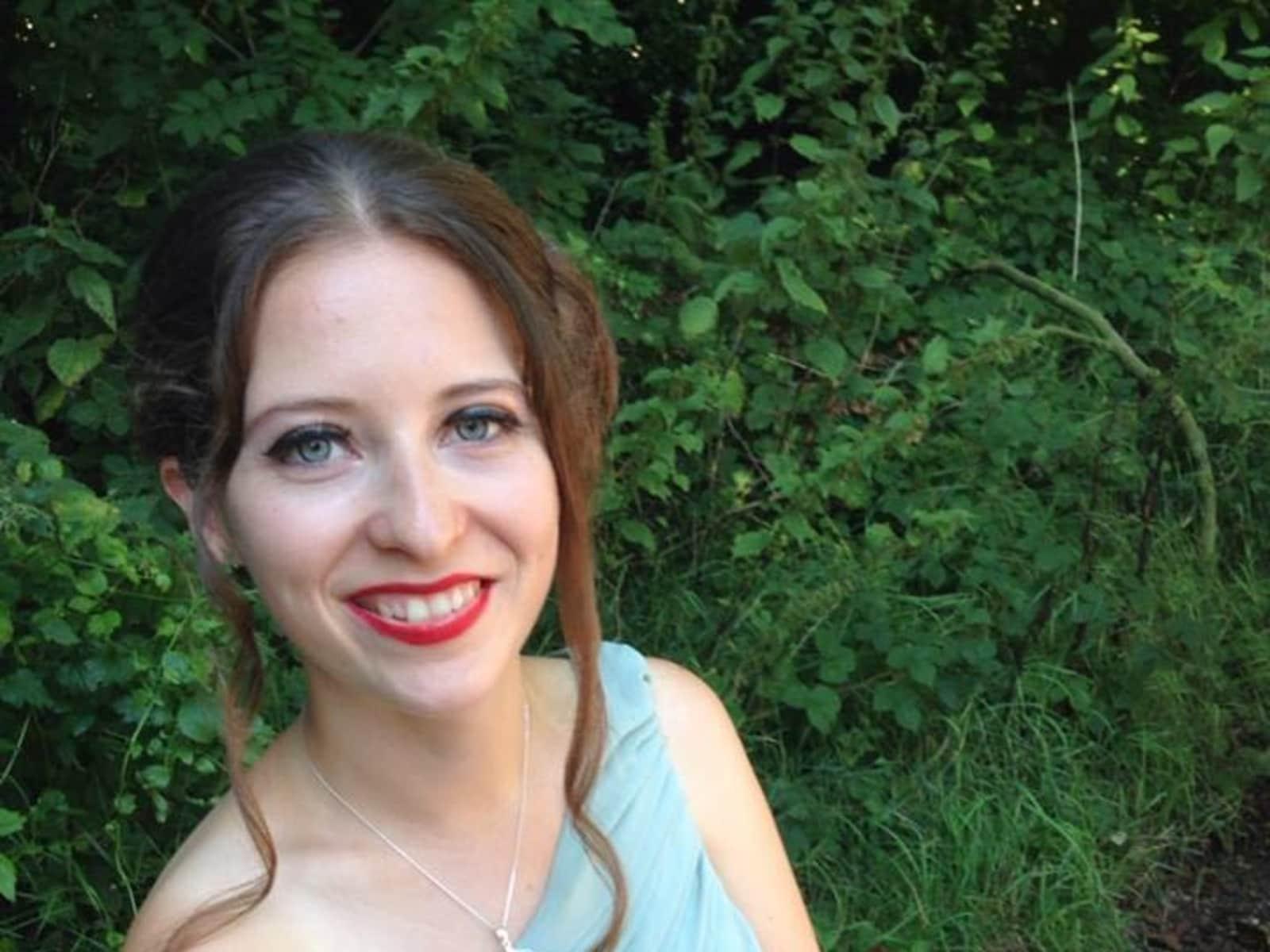 Aiyana from Haywards Heath, United Kingdom