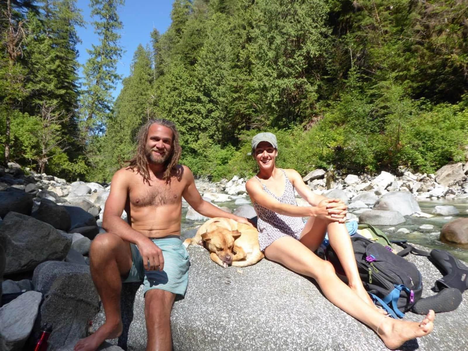 David & Sara from Vancouver, British Columbia, Canada
