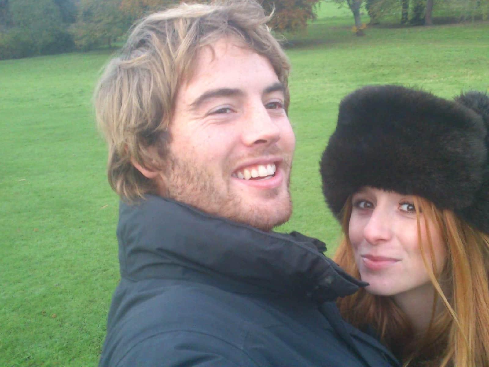 Joshua & Eugenie from Melbourne, Victoria, Australia