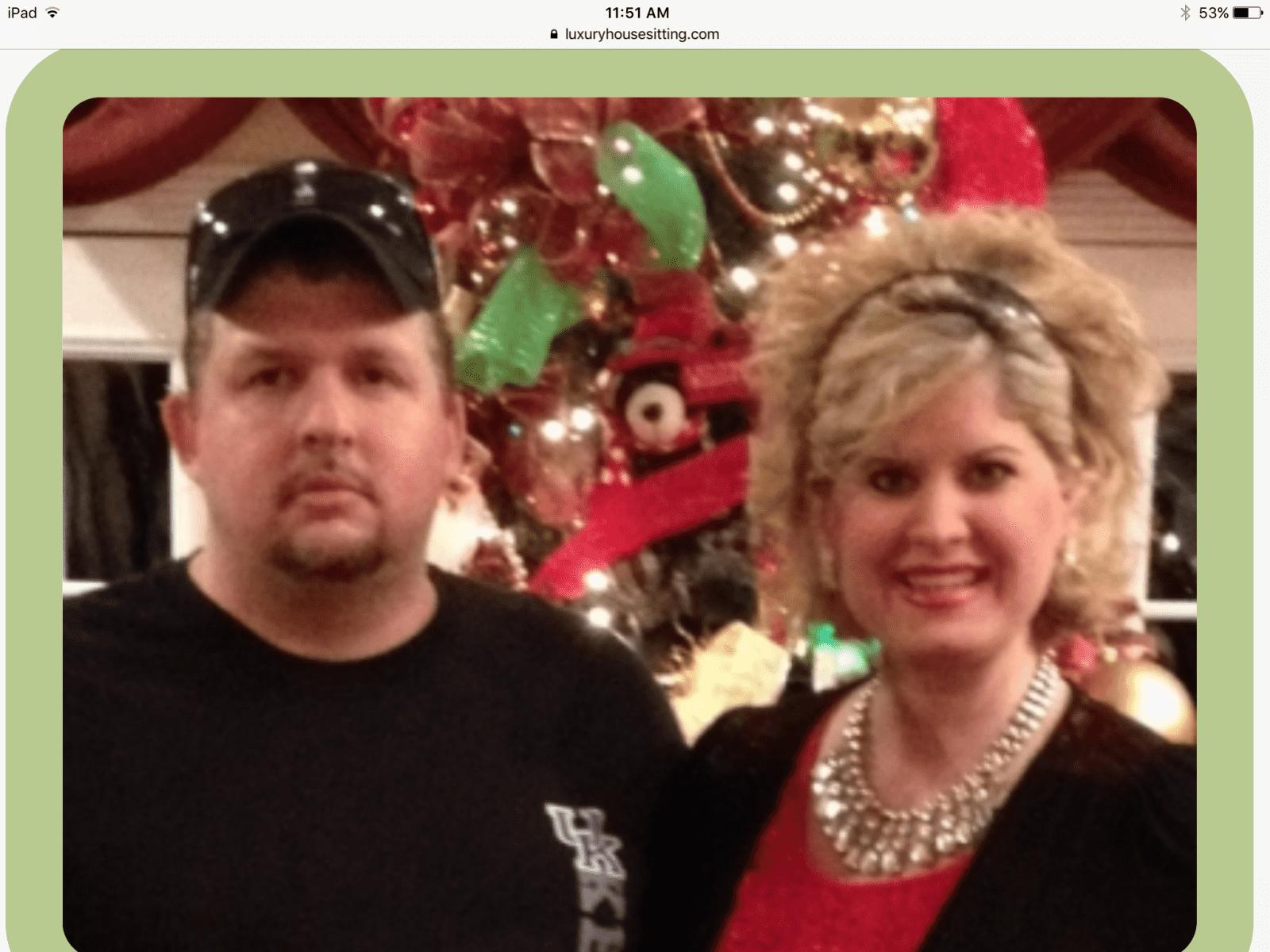Kristen & Steven from Louisa, Kentucky, United States