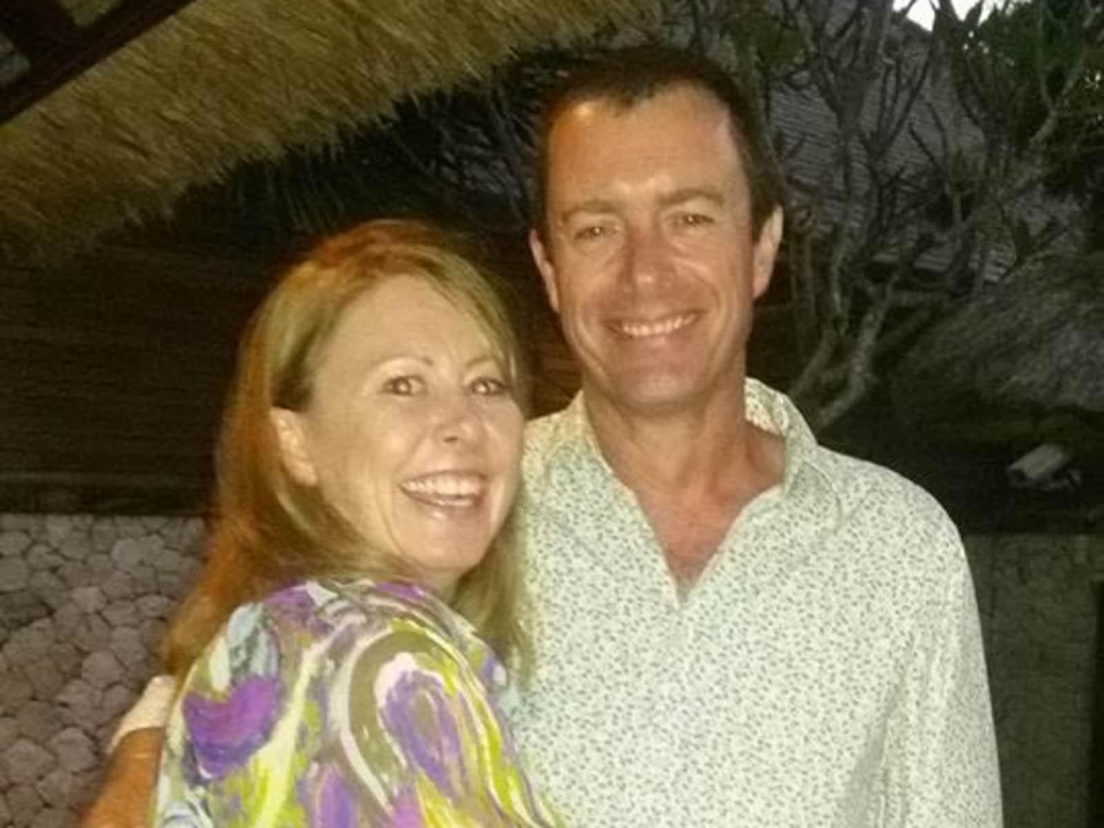 Jennifer & Mark from Perth, Western Australia, Australia