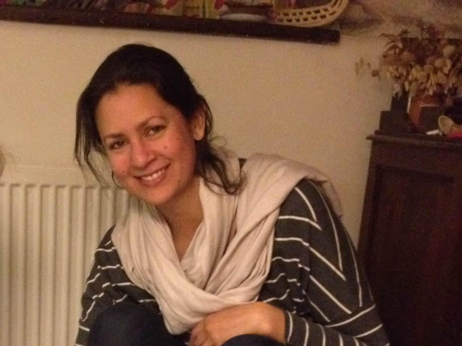 Catherine from Weybridge, United Kingdom