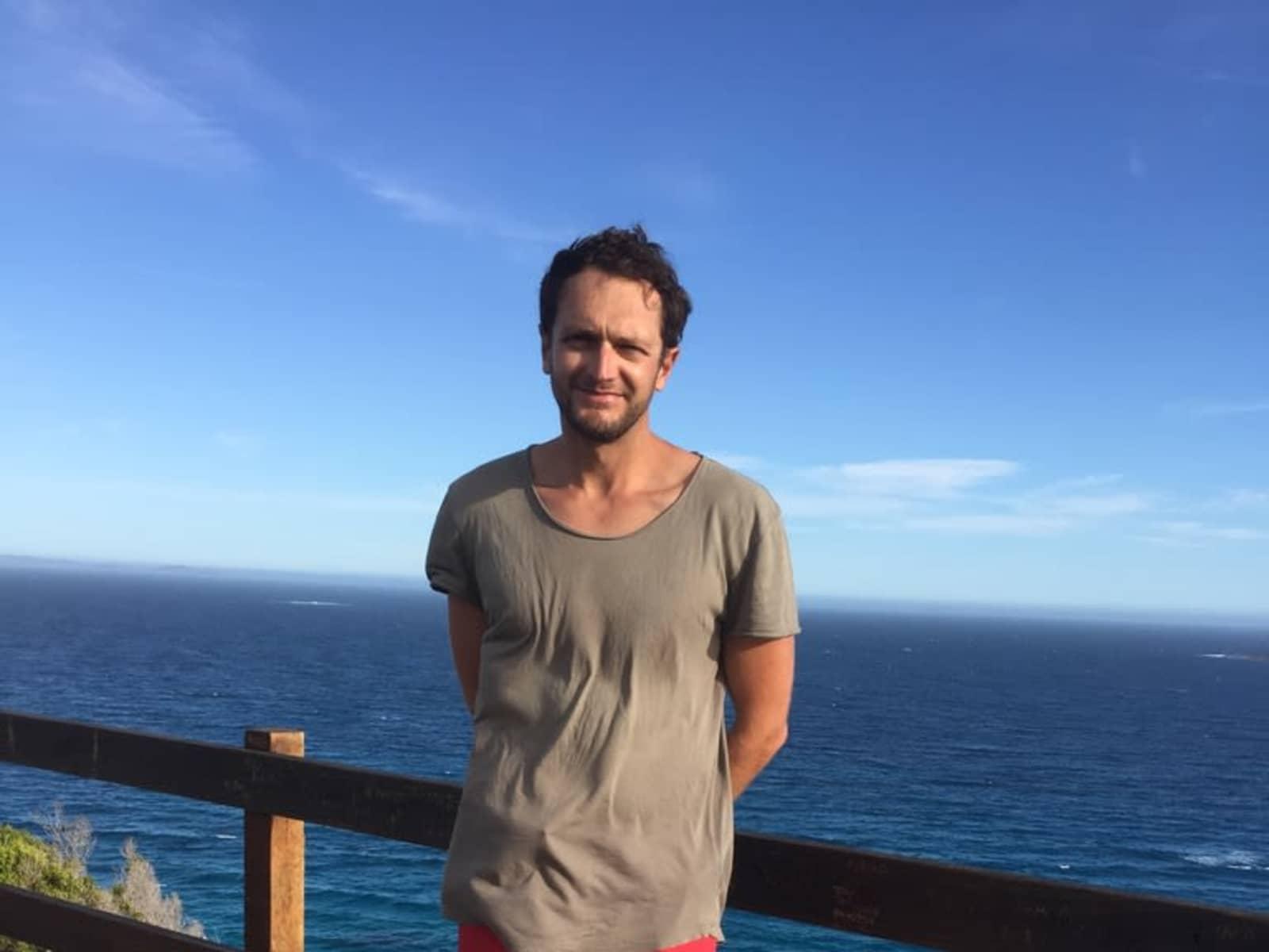 Alexander from Perth, Western Australia, Australia