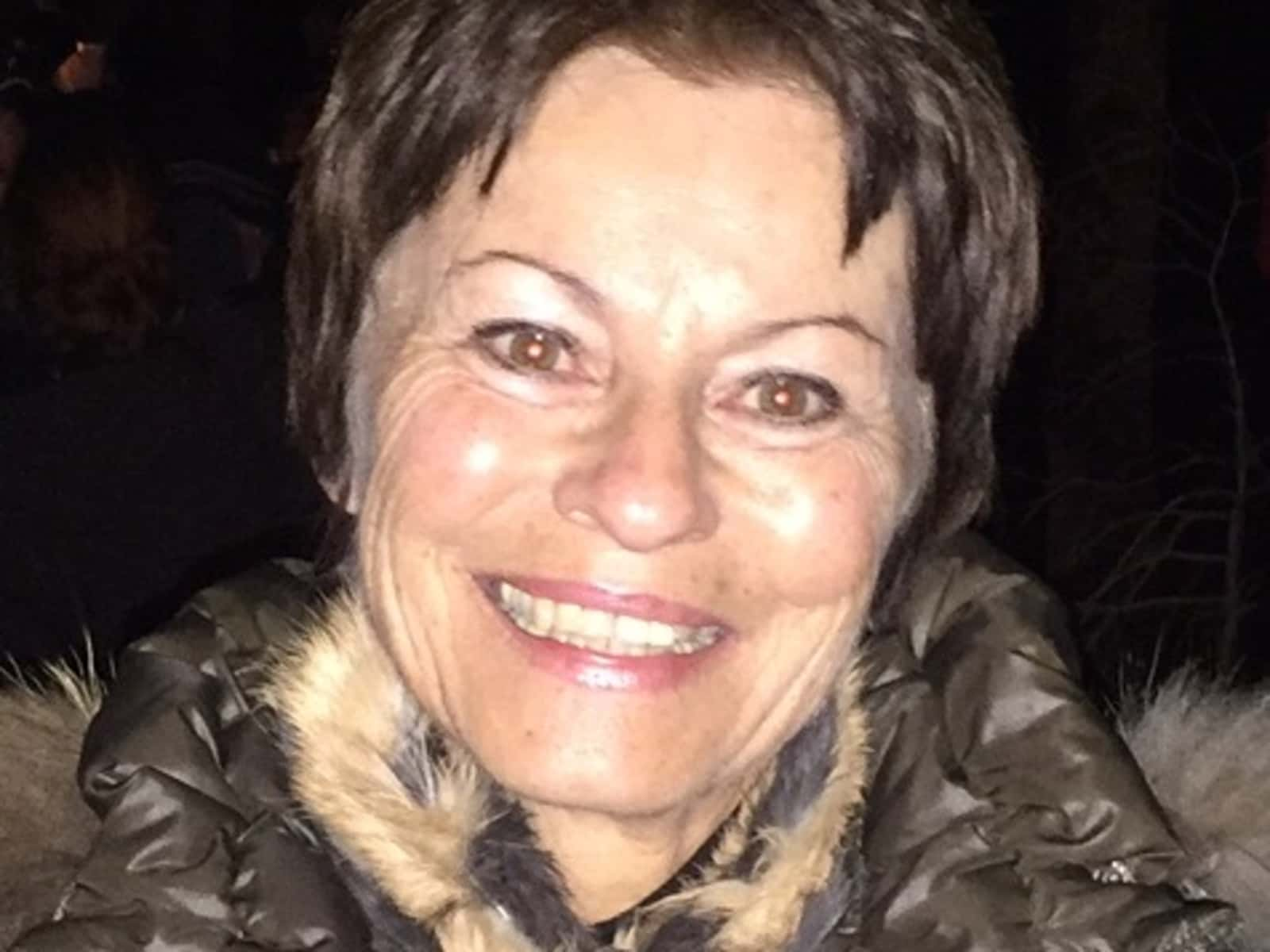 Elisabeth from Zürich, Switzerland
