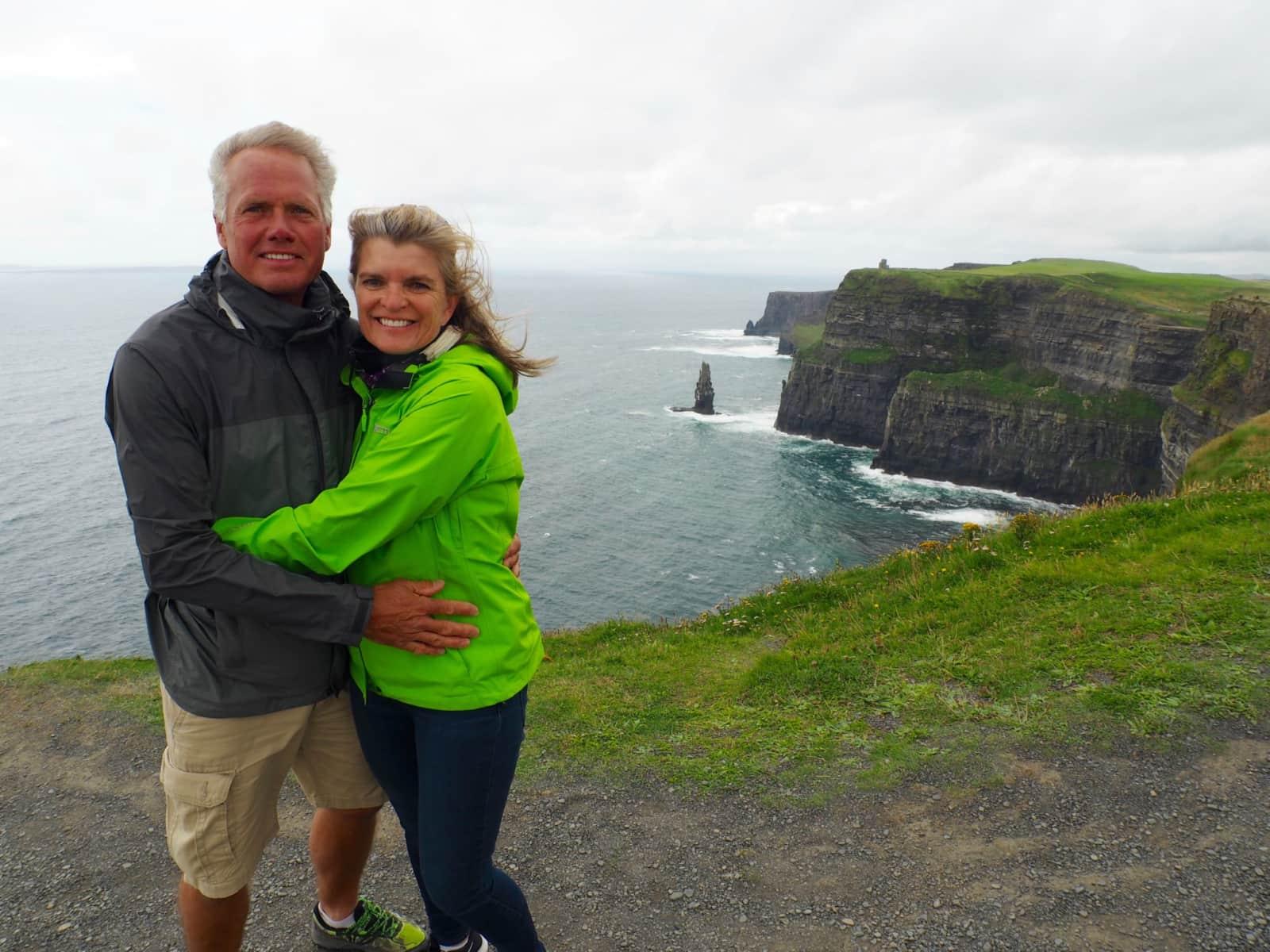 Kim & Eric from San Diego, California, United States