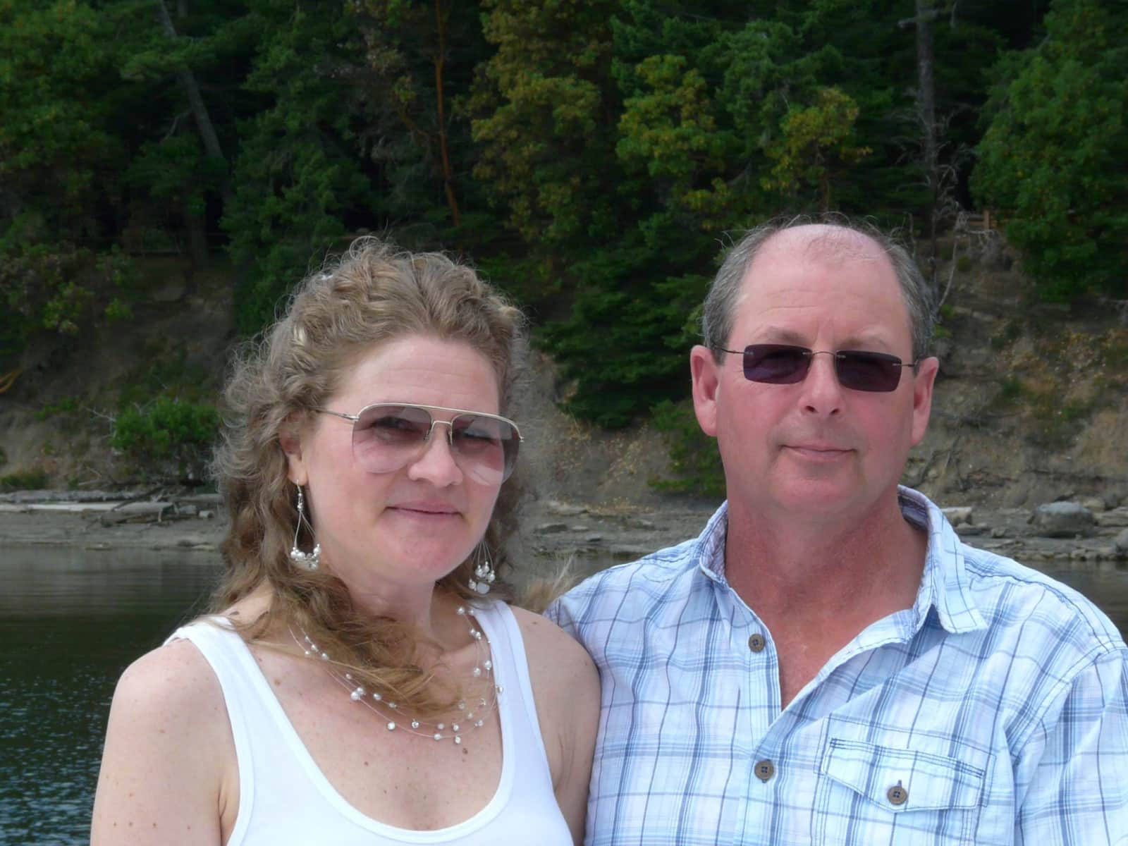 Susan & John from Sechelt, British Columbia, Canada