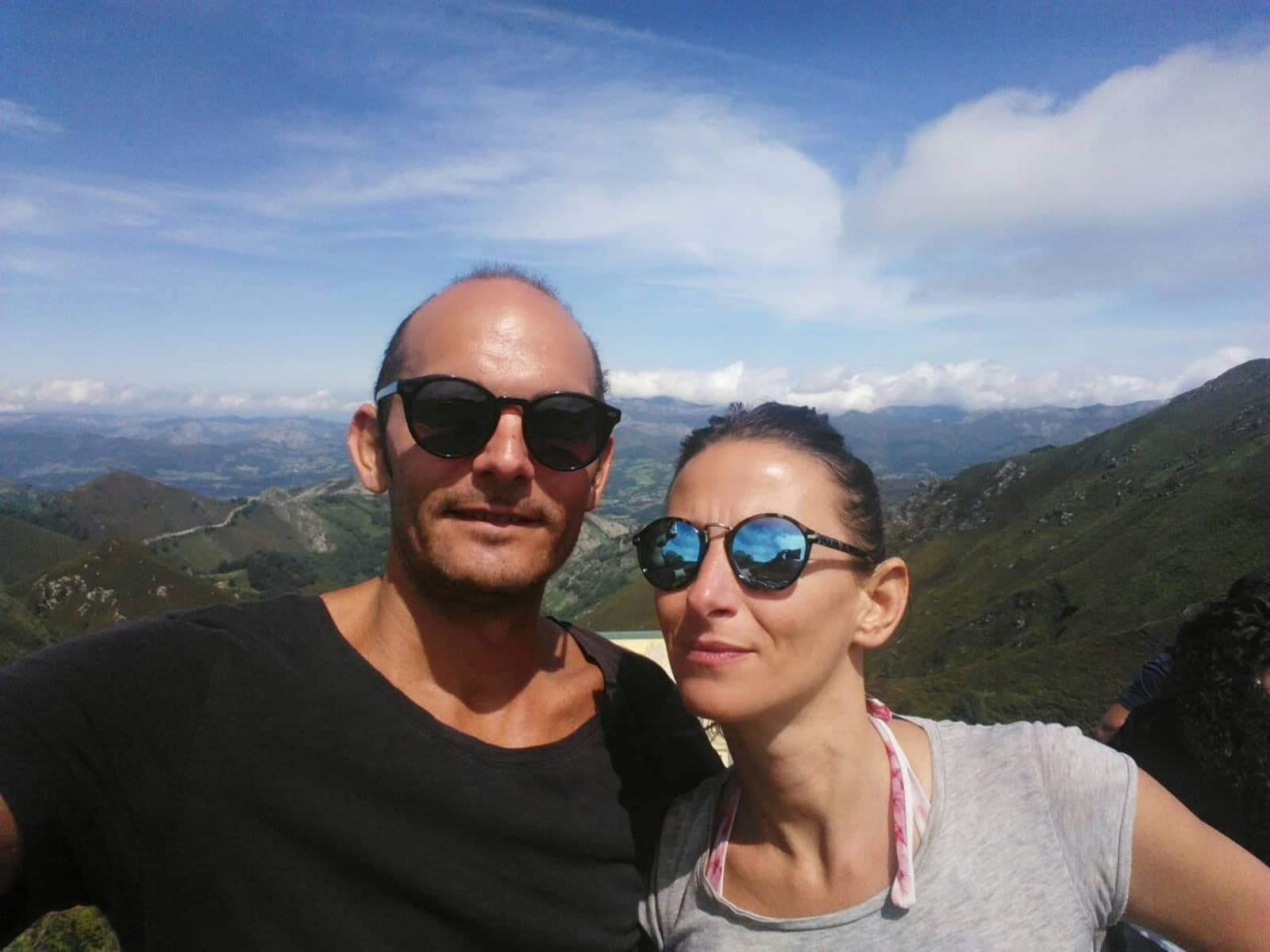 Federica & Guido from Barcelona, Spain