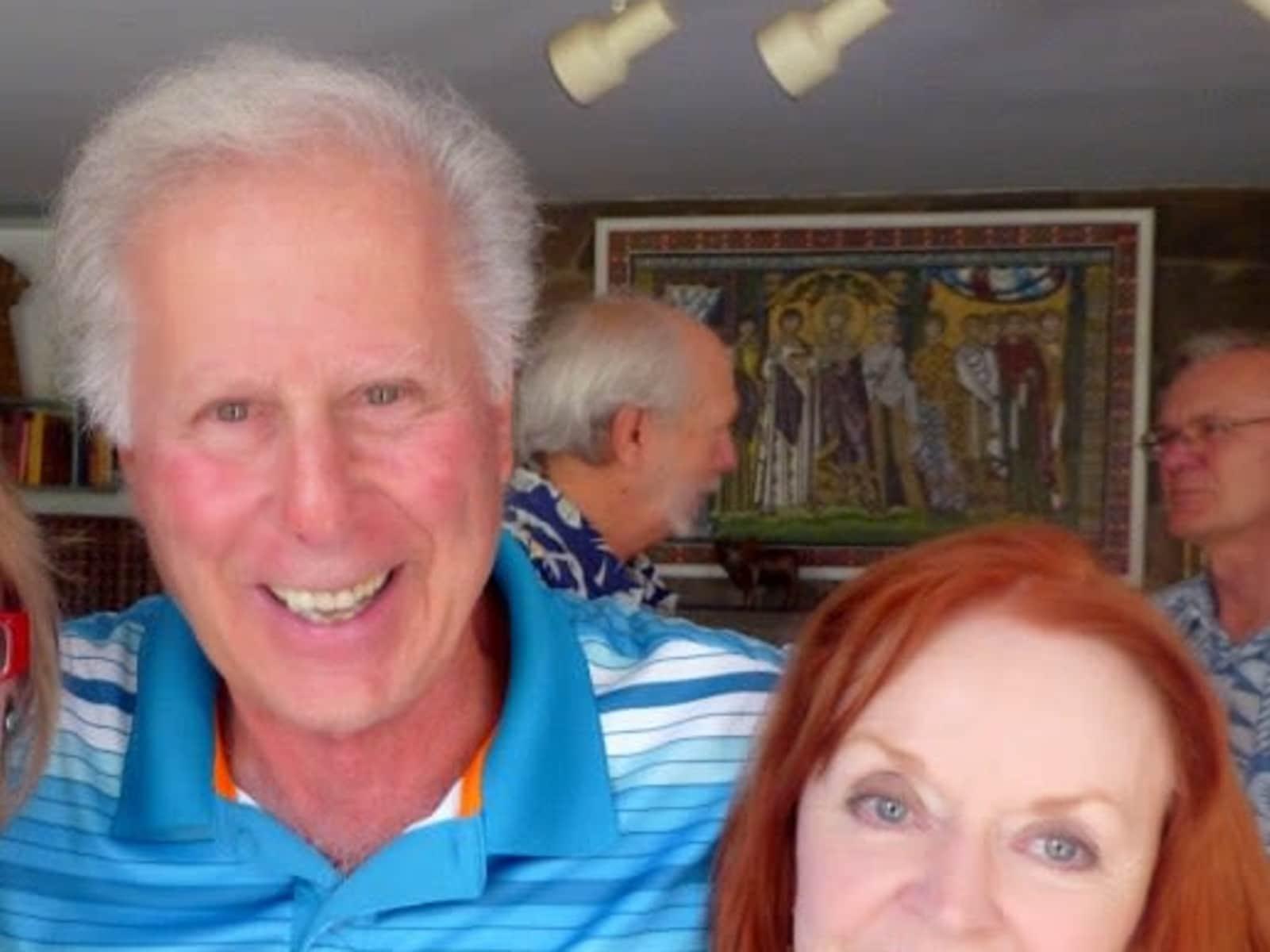 Judith & Jim from San Miguel de Allende, Mexico