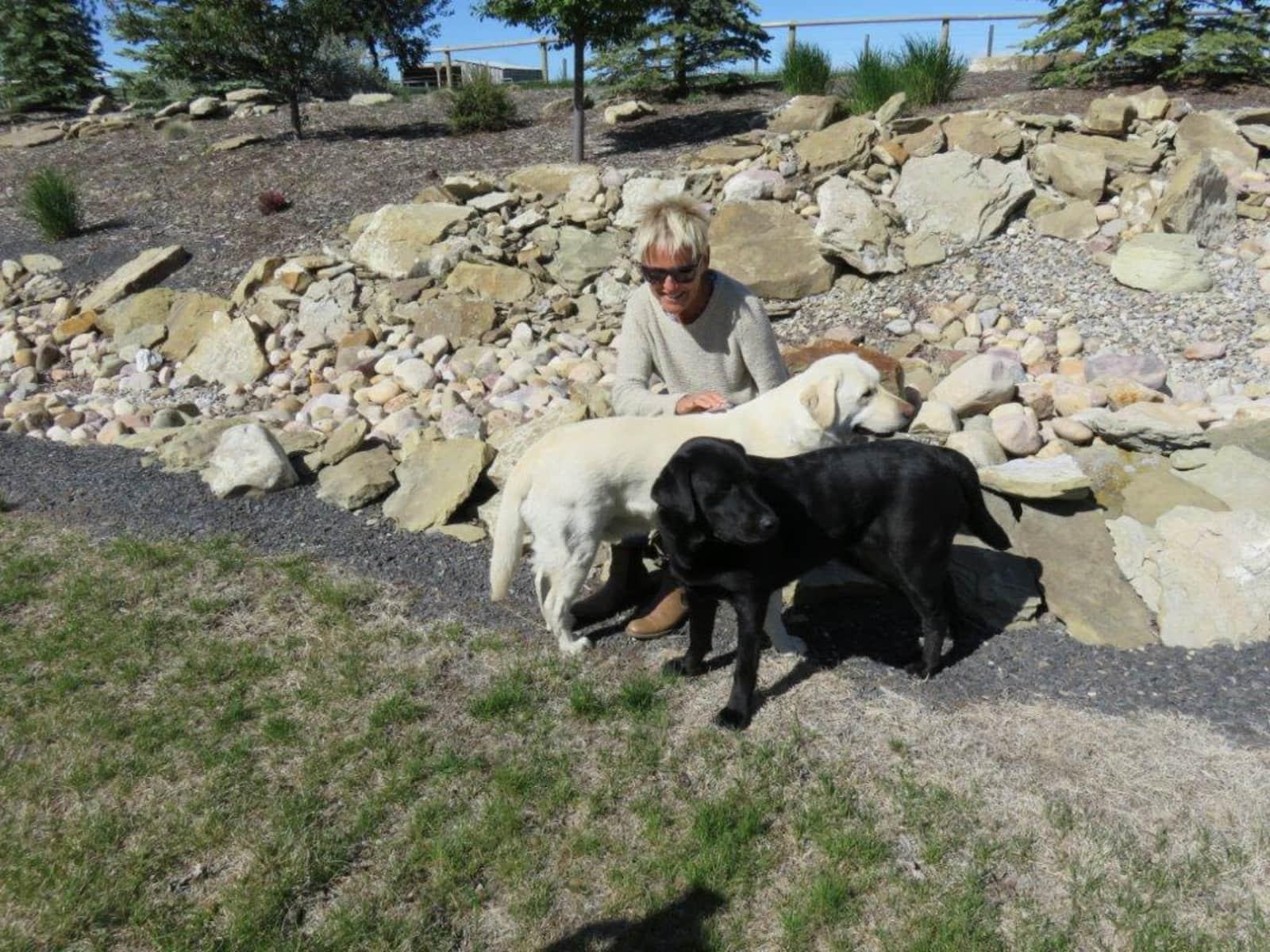 Vikki from Calgary, Alberta, Canada