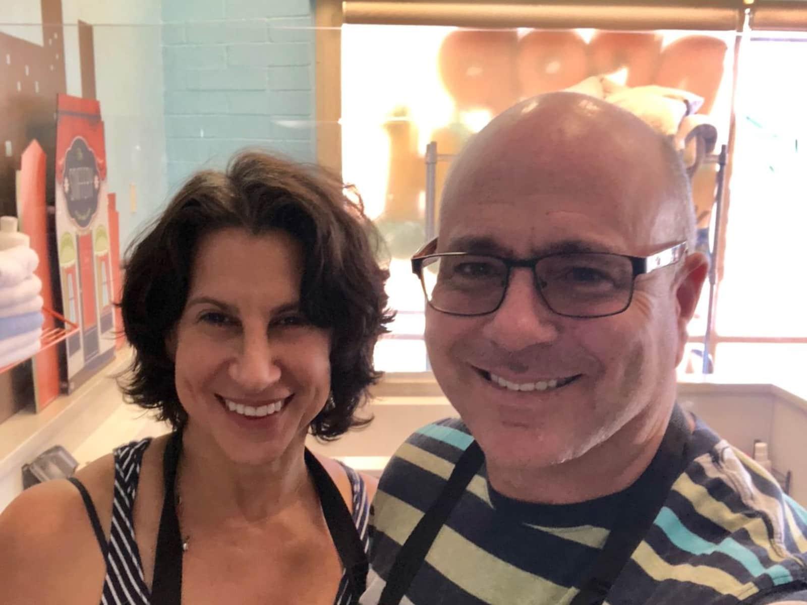 Peter & Courtney from Tucson, Arizona, United States