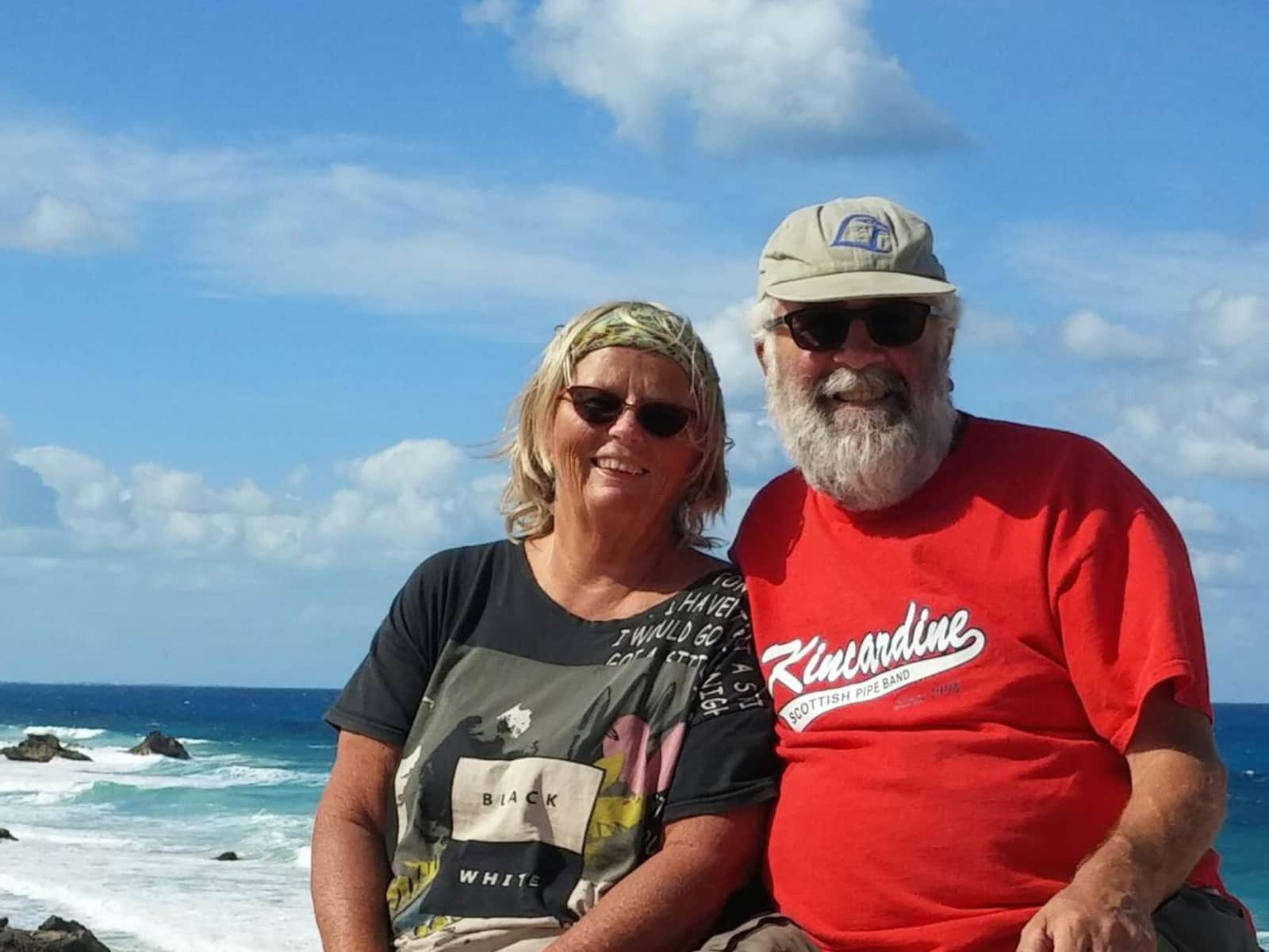Janet & Jim from Greater Sudbury, Ontario, Canada