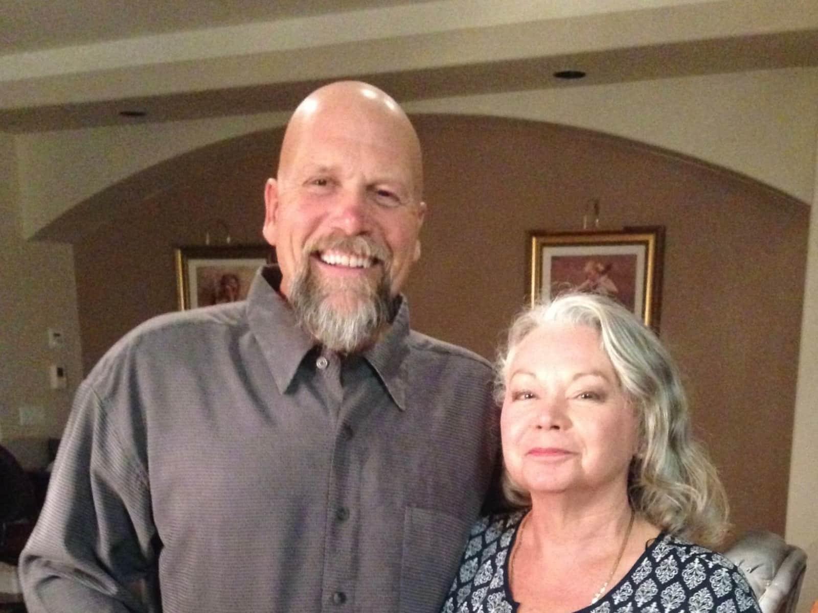 Paul & Karen from Shingletown, California, United States