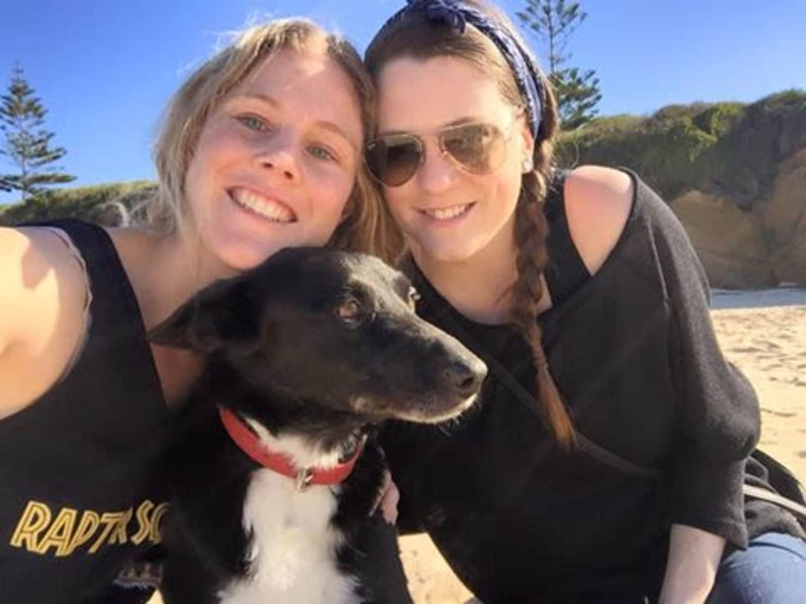 Louise & Annie from Canberra, Australian Capital Territory, Australia