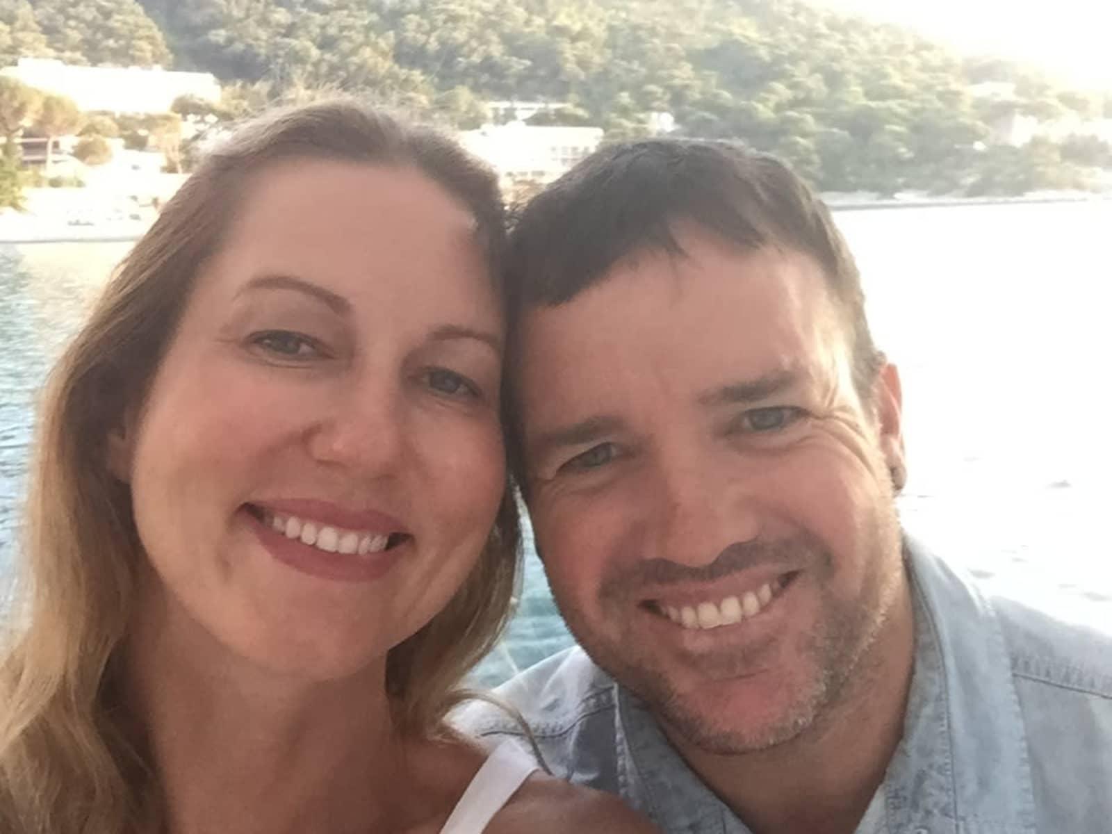 Kelly & Danny from Perth, Western Australia, Australia