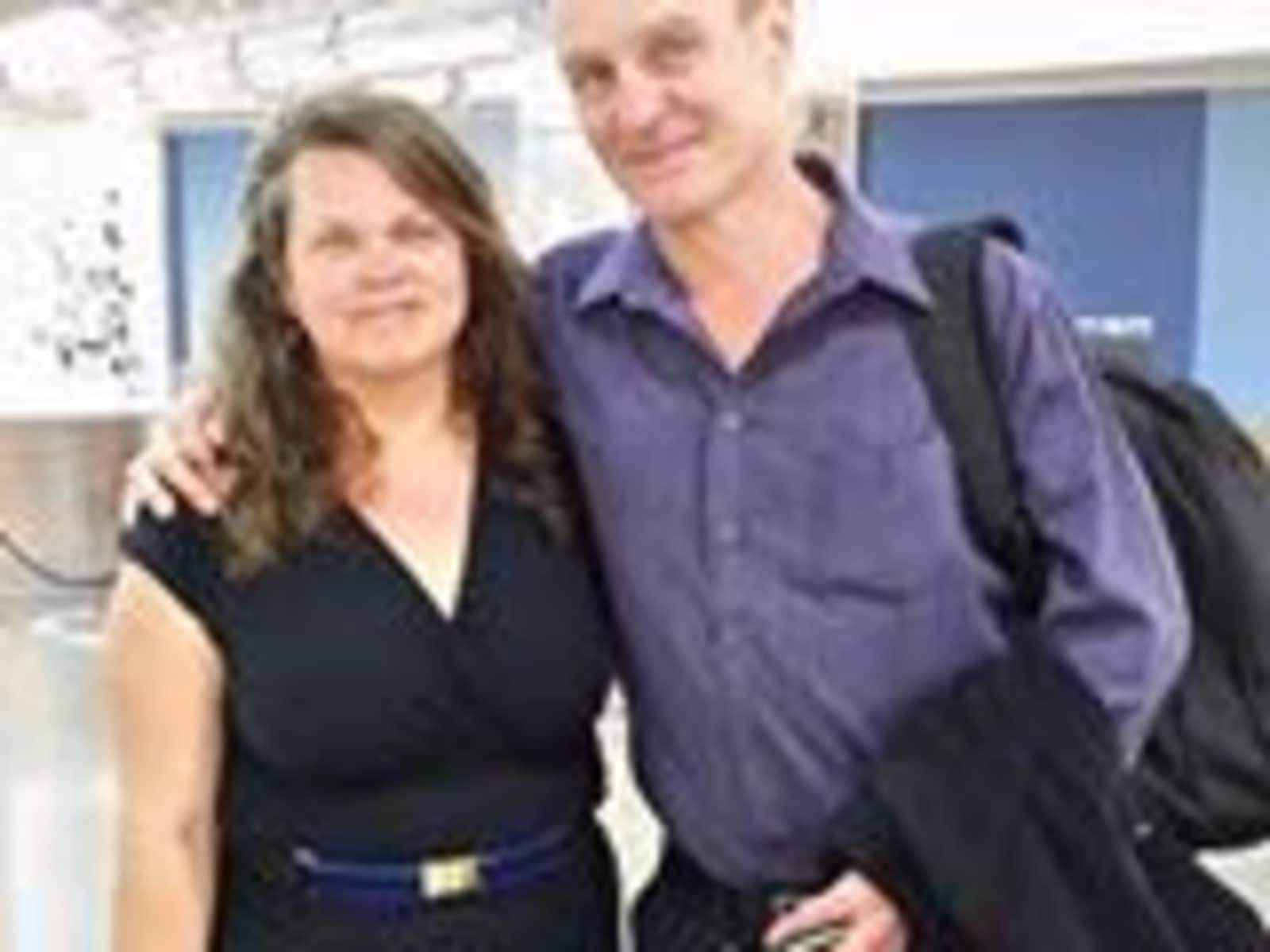 Bryan & Bernice from Knutsford, United Kingdom