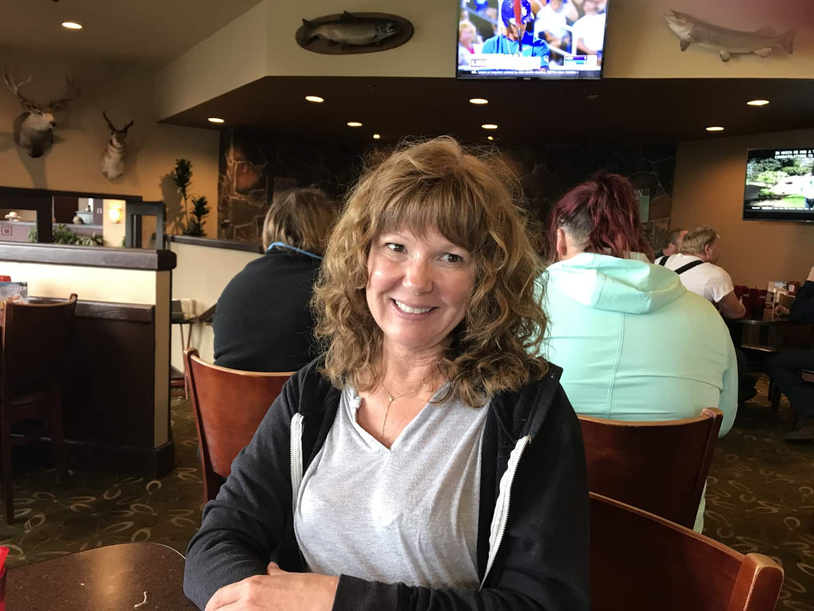 Debbie from Seattle, Washington, United States